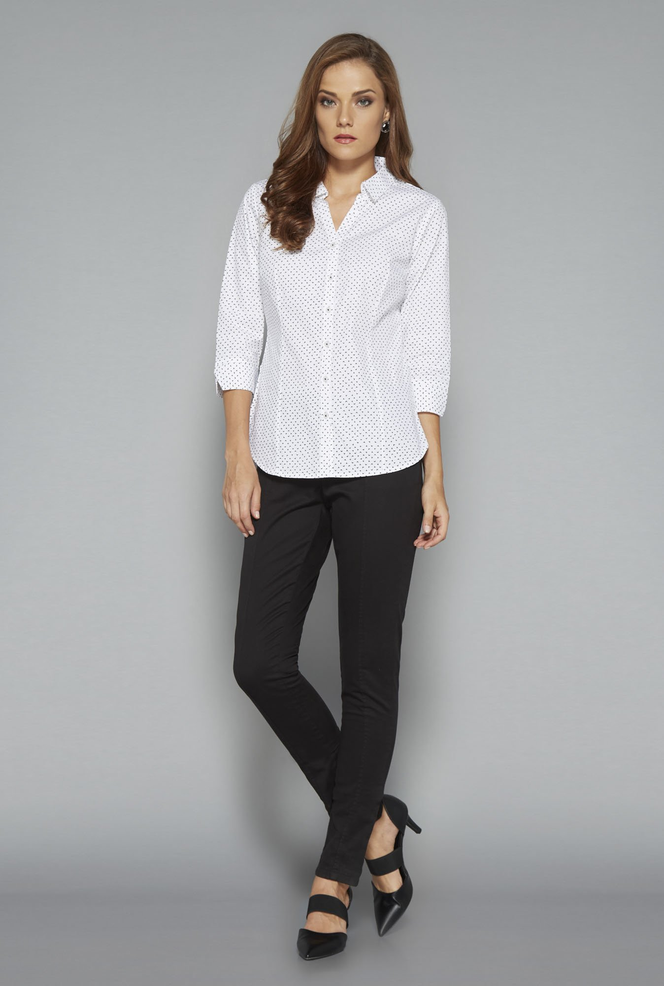 Wardrobe White Lucy Blouse
