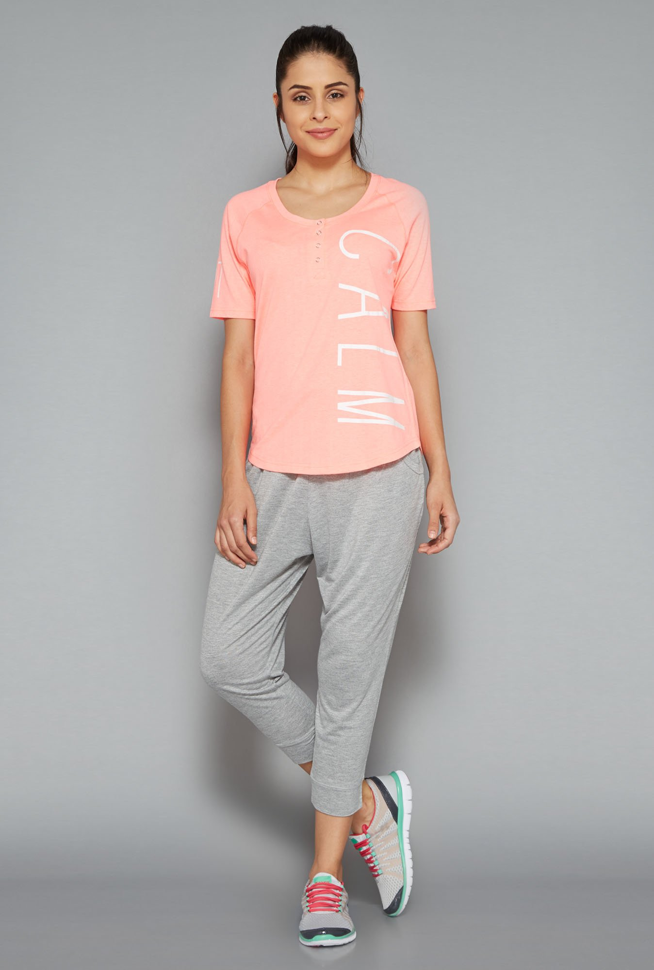 Westsport Womens Peach Sara T Shirt