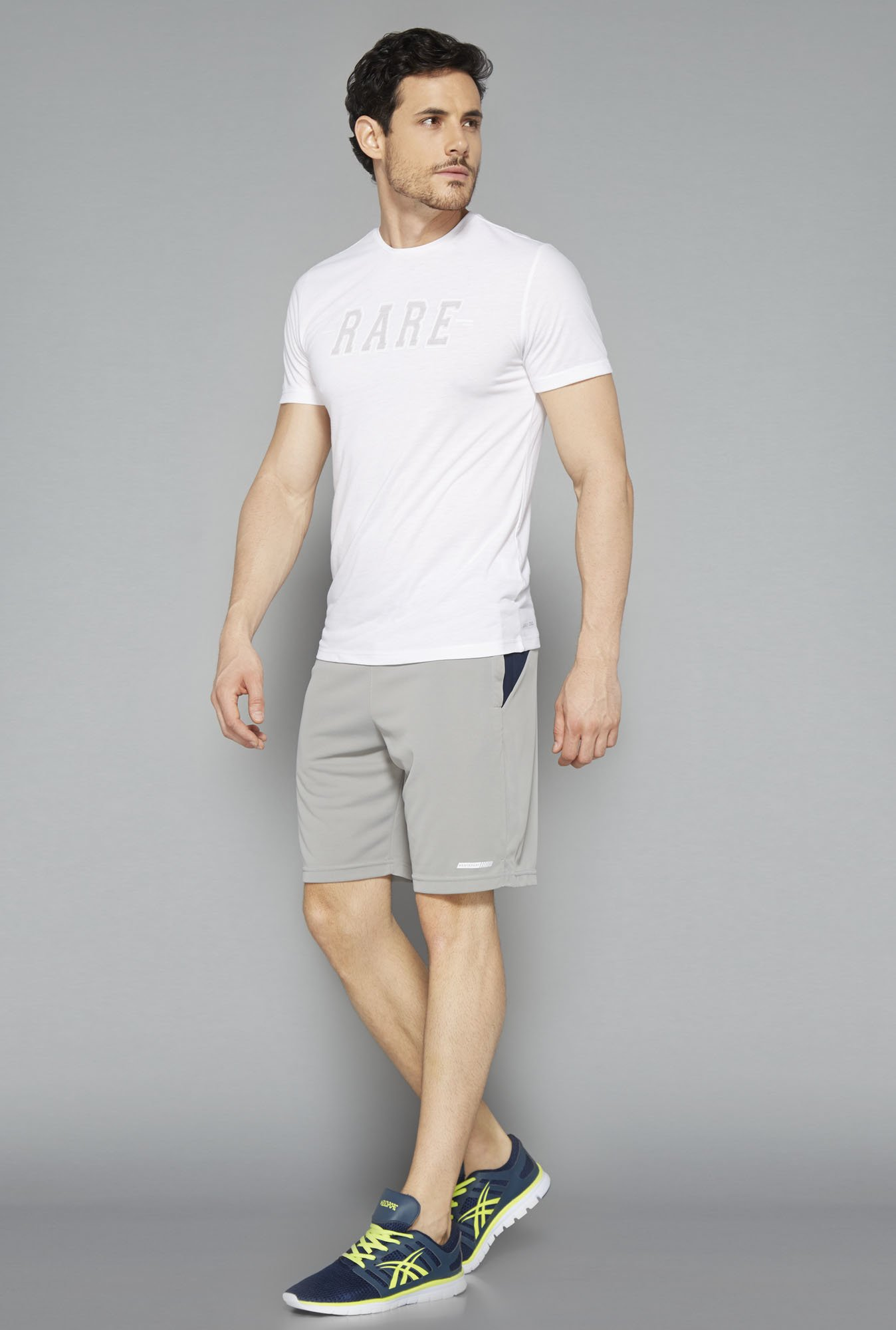 Westsport Active White Printed T Shirt