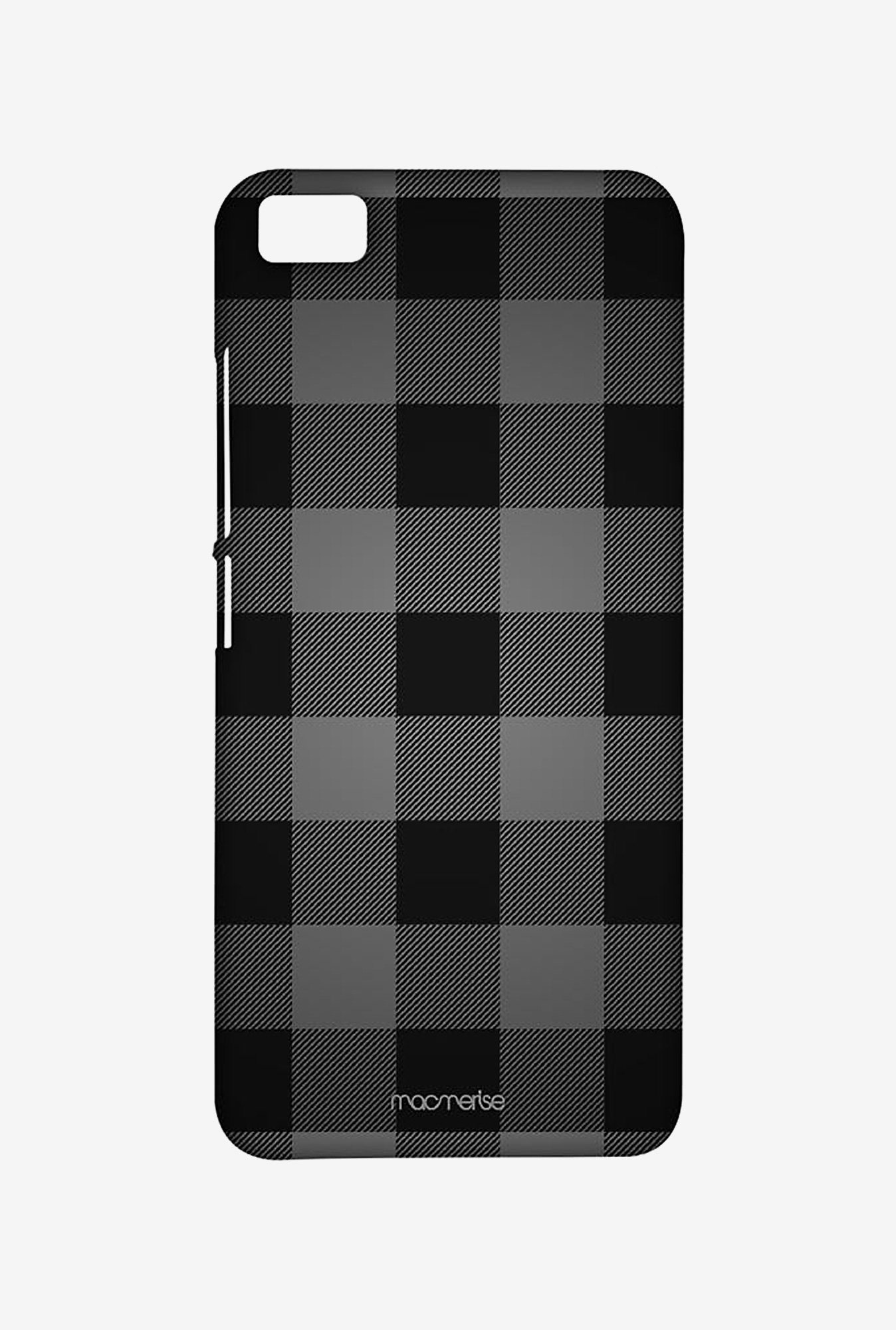 Macmerise Checkmate Black Sublime Case for Xiaomi Mi5