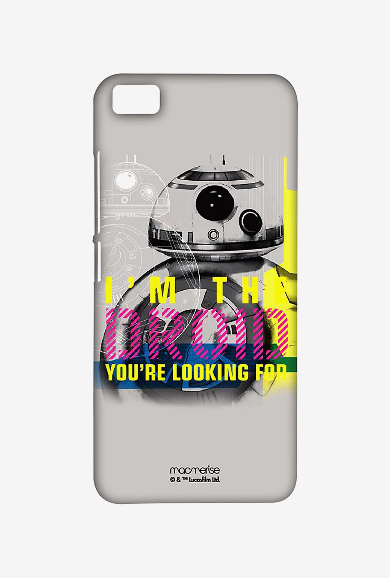 Macmerise Astromech Droid Sublime Case for Xiaomi Mi5