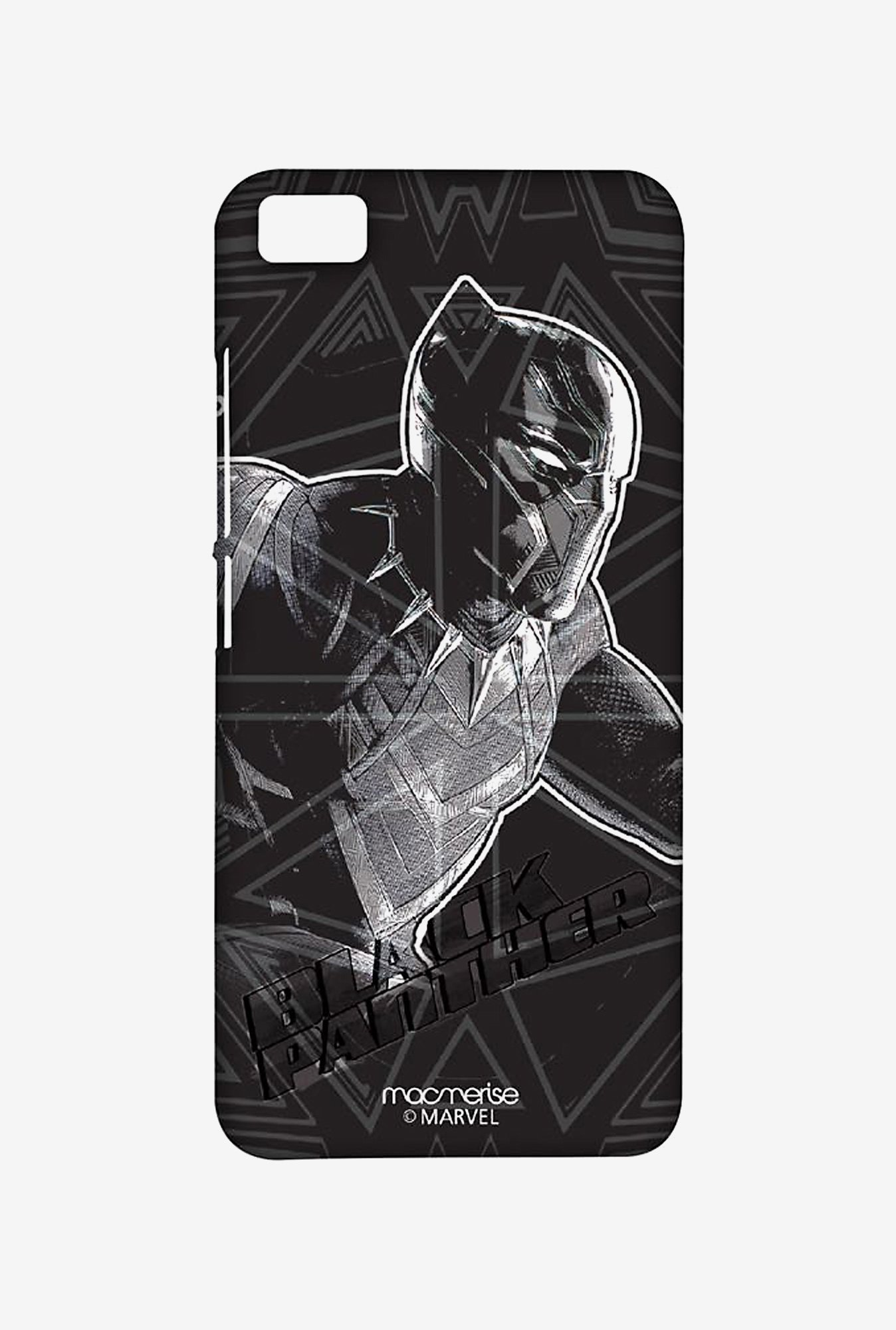 Macmerise Black Panther Attack Sublime Case for Xiaomi Mi5