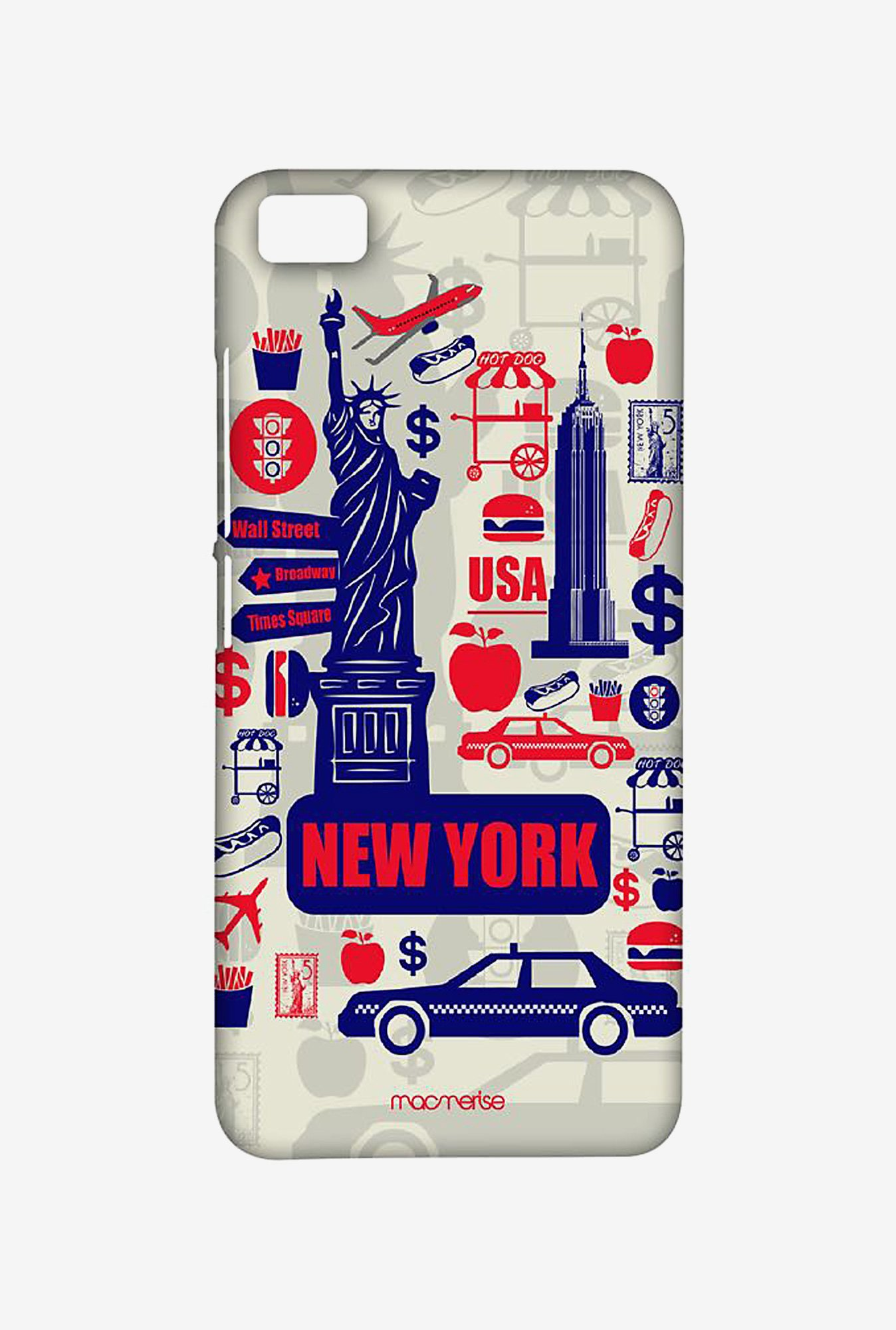 Macmerise City of New York Sublime Case for Xiaomi Mi5
