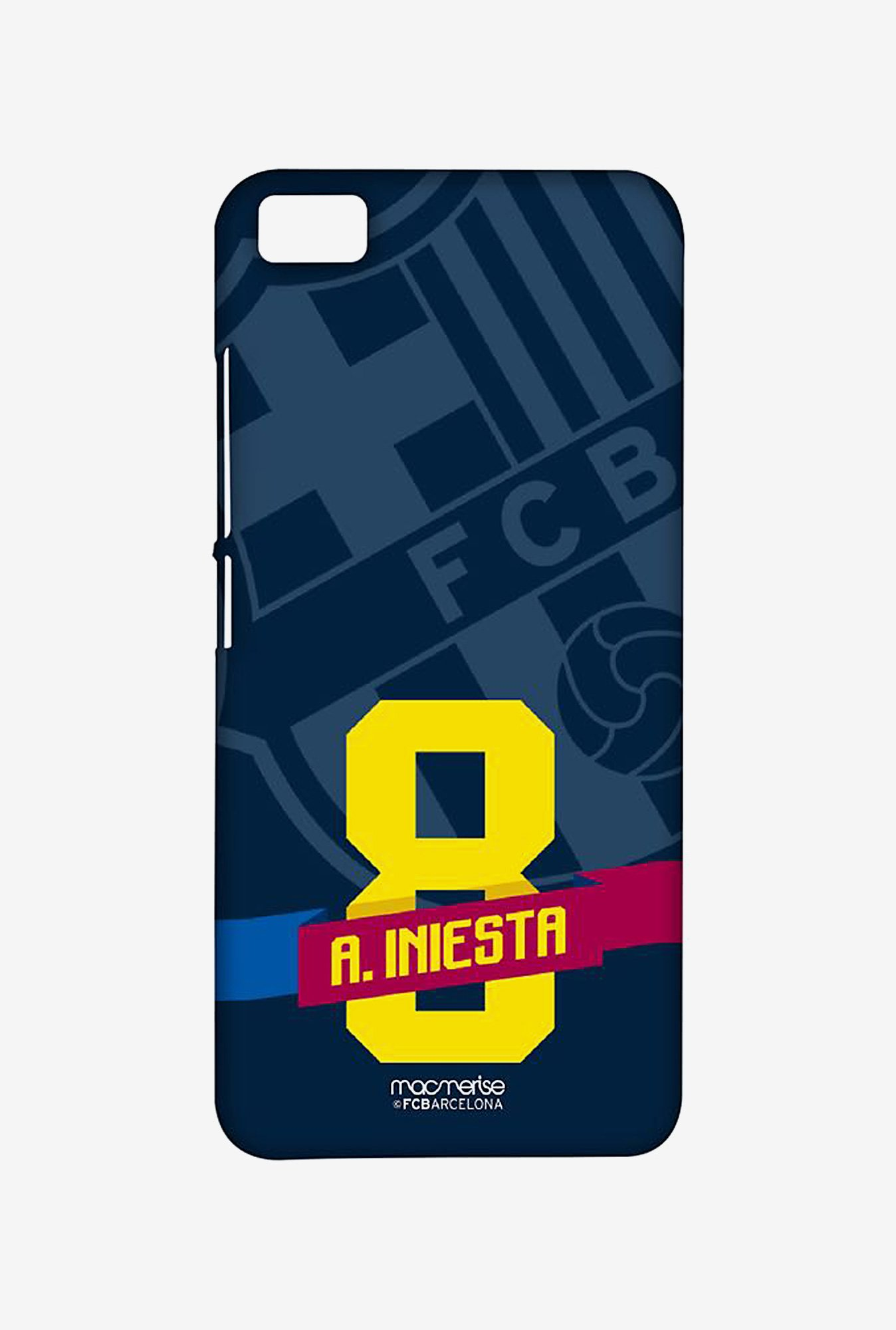 Macmerise Classic Iniesta Sublime Case for Xiaomi Mi5