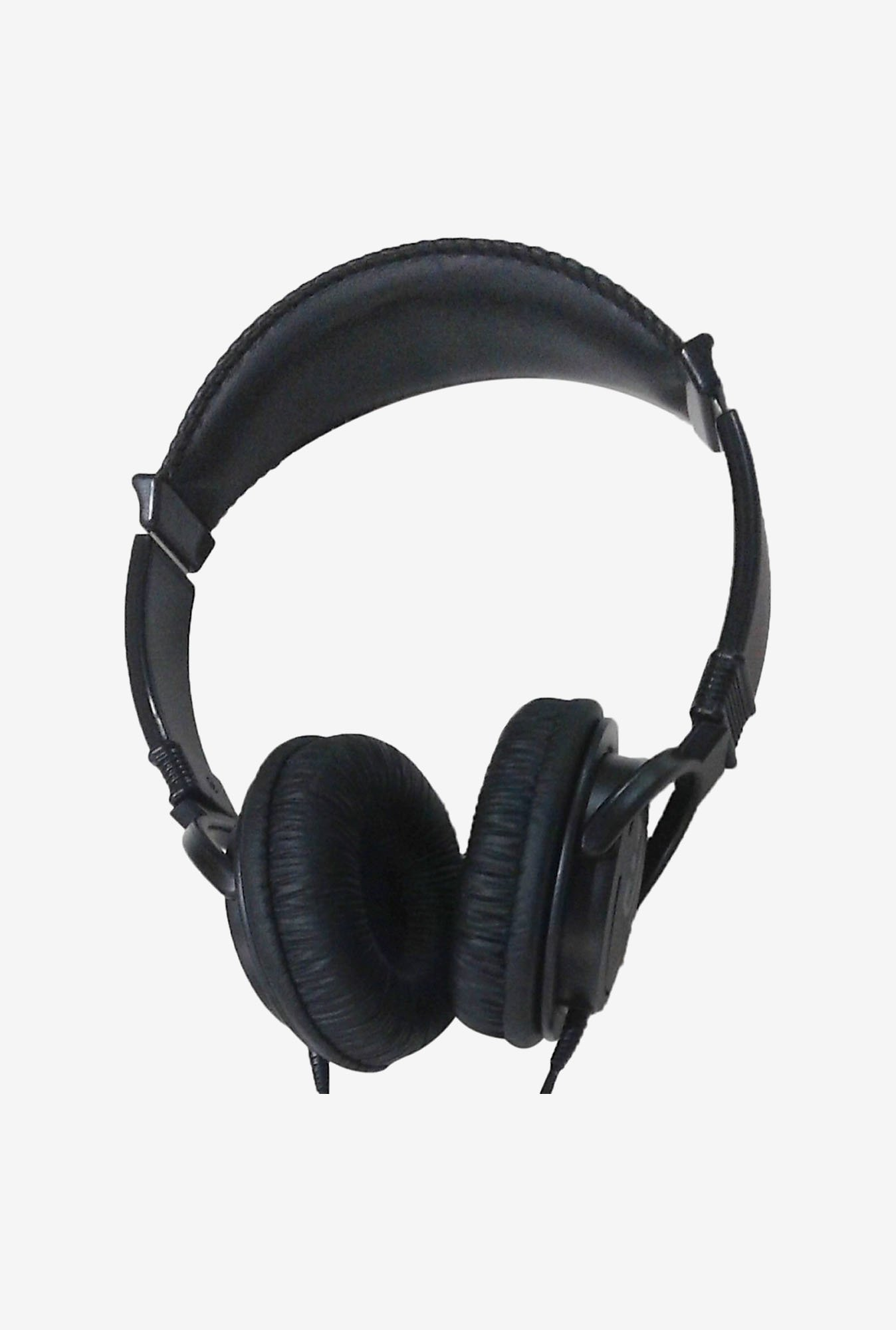JBL C300SI Dynamic Wired On Ear Headphone (Black)