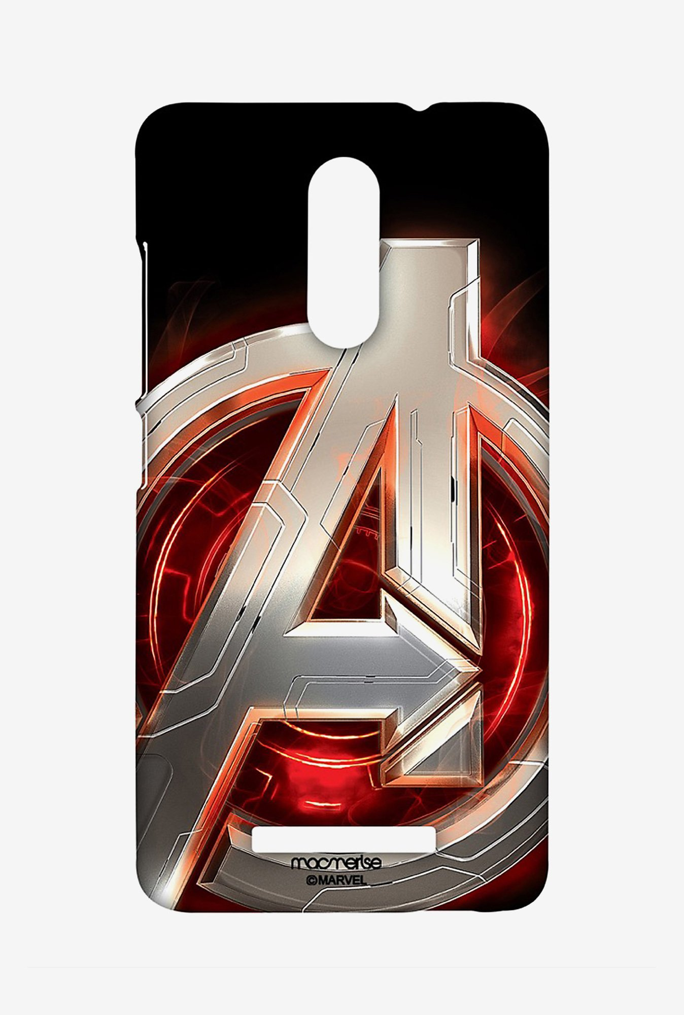 Macmerise Avengers Version 2 Sublime Case for Redmi Note 3