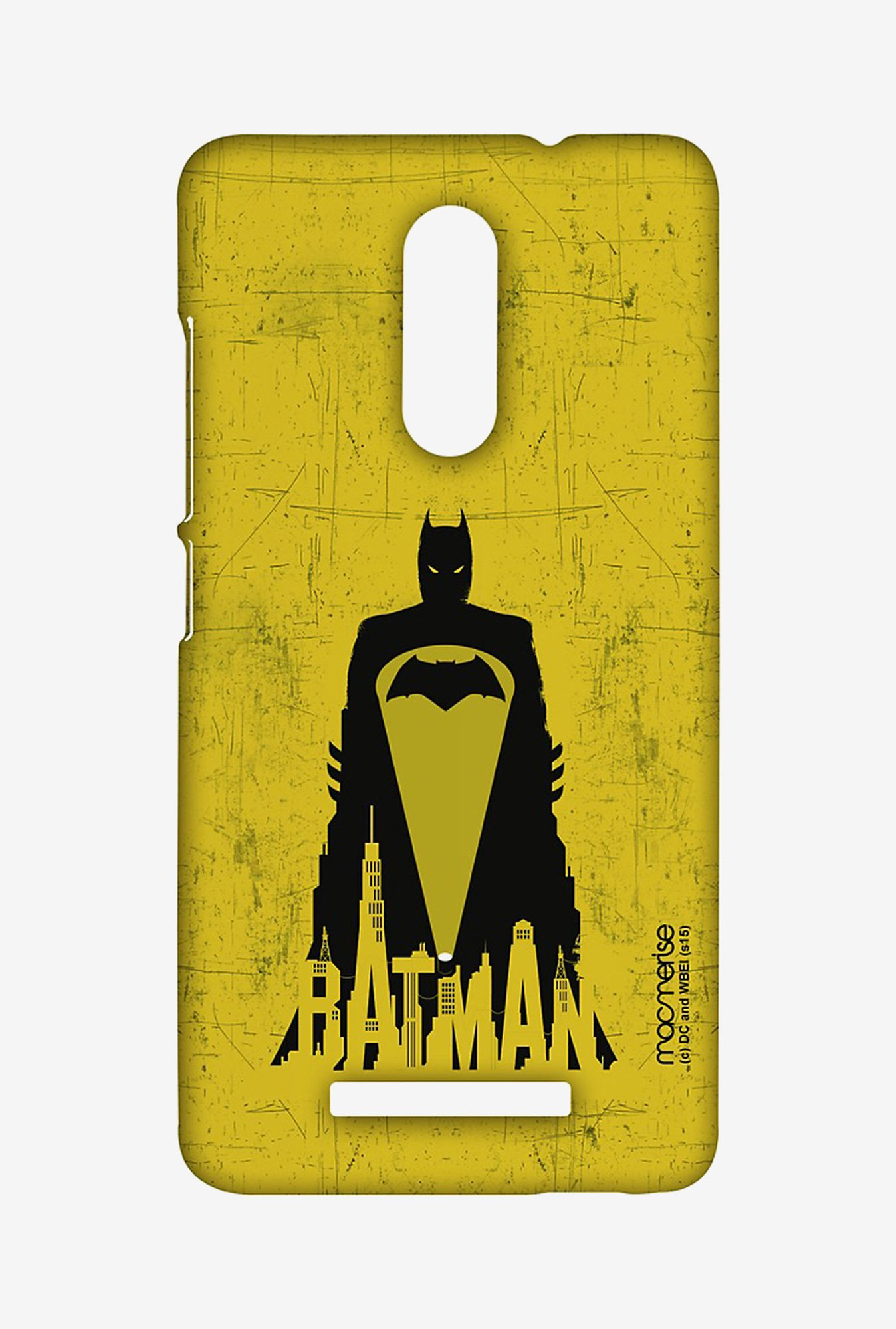 Macmerise Bat Signal Sublime Case for Redmi Note 3