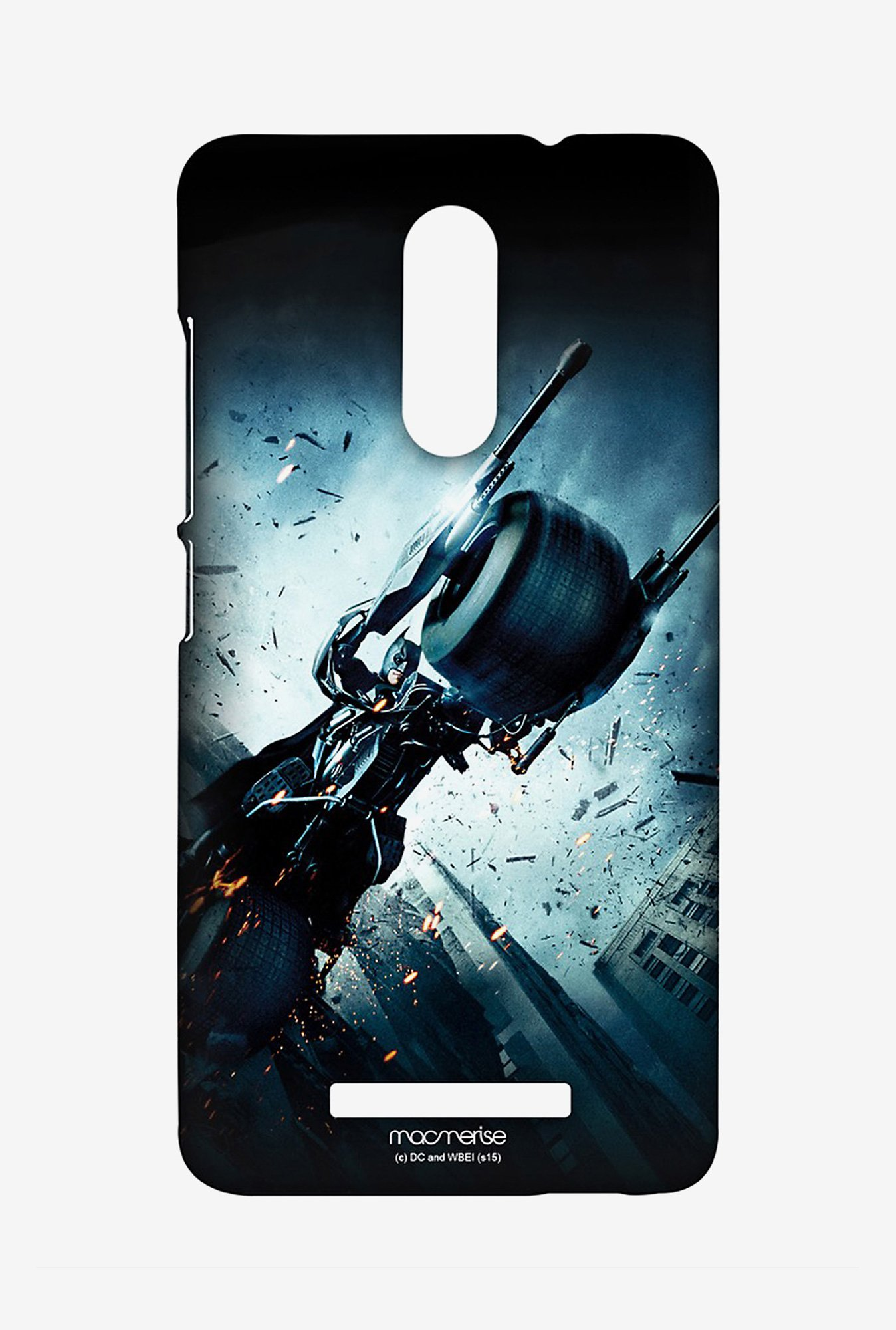 Macmerise Batpod Ride Sublime Case for Redmi Note 3