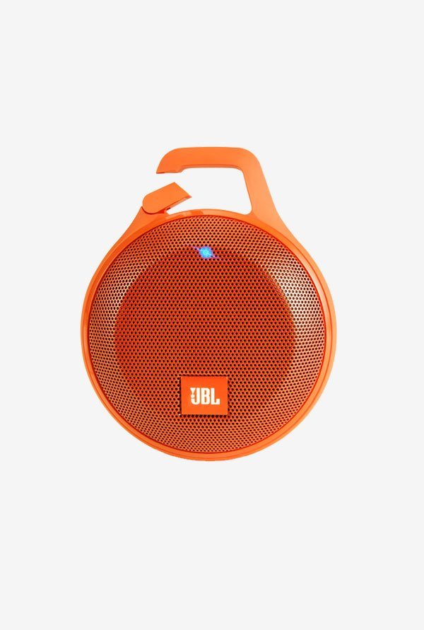 JBL Clip Plus Bluetooth Speaker (Orange)