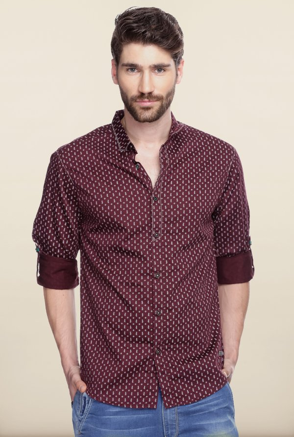 Flat 50% off and above on top Men's Brands% off on Category Callout