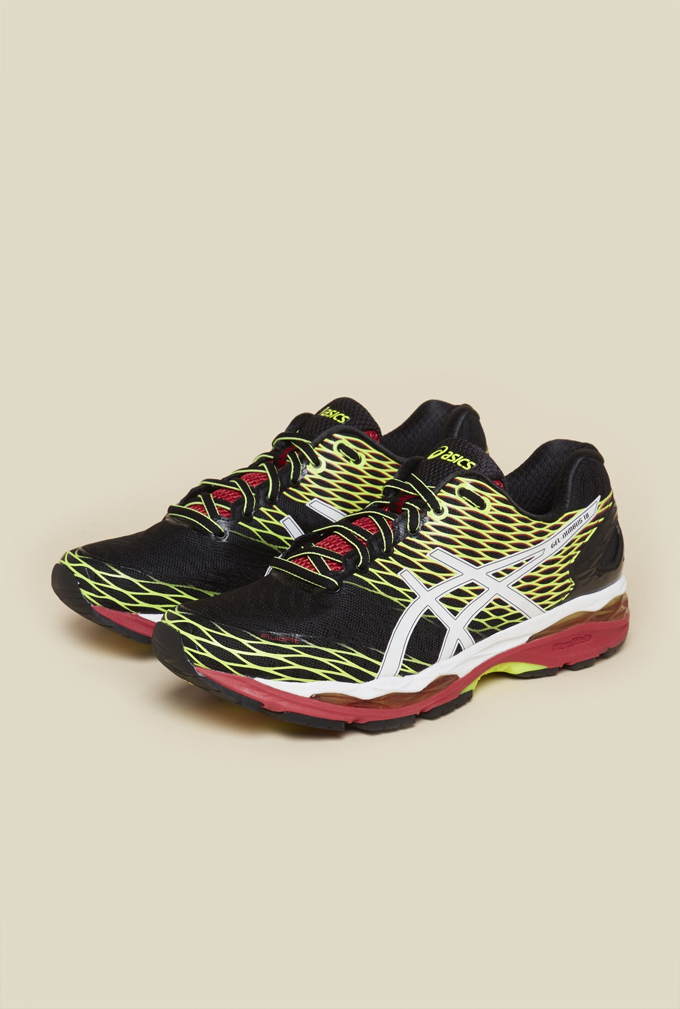 Asics GelNimbus 18 Mens Running Shoes