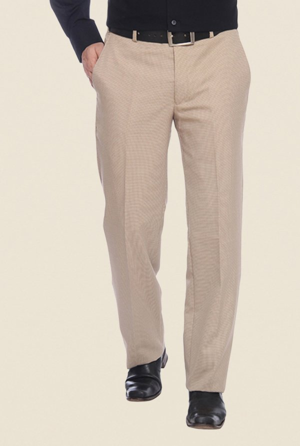 Raymond Tan Solid Trouser