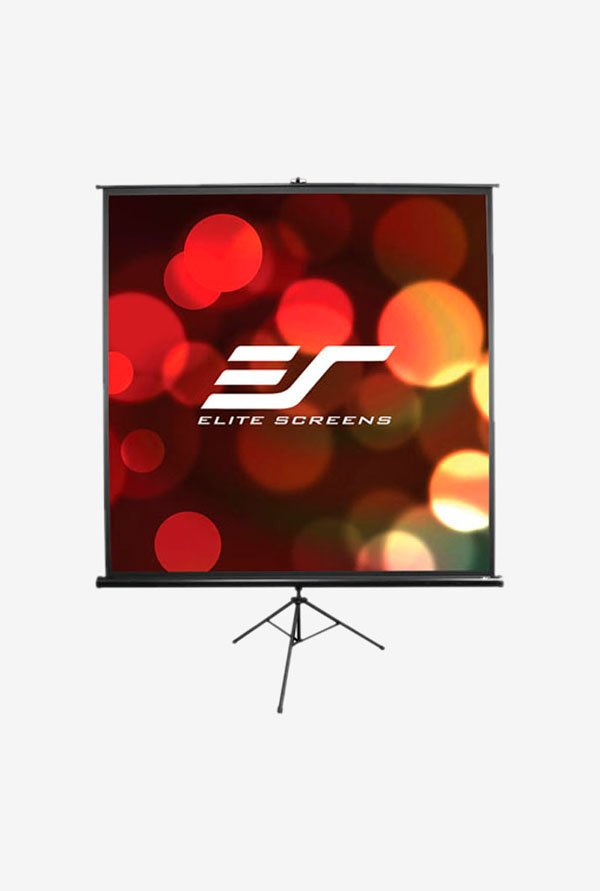 "Elite Screens Tripod Series T113NWS1 113"" Projector Screen"
