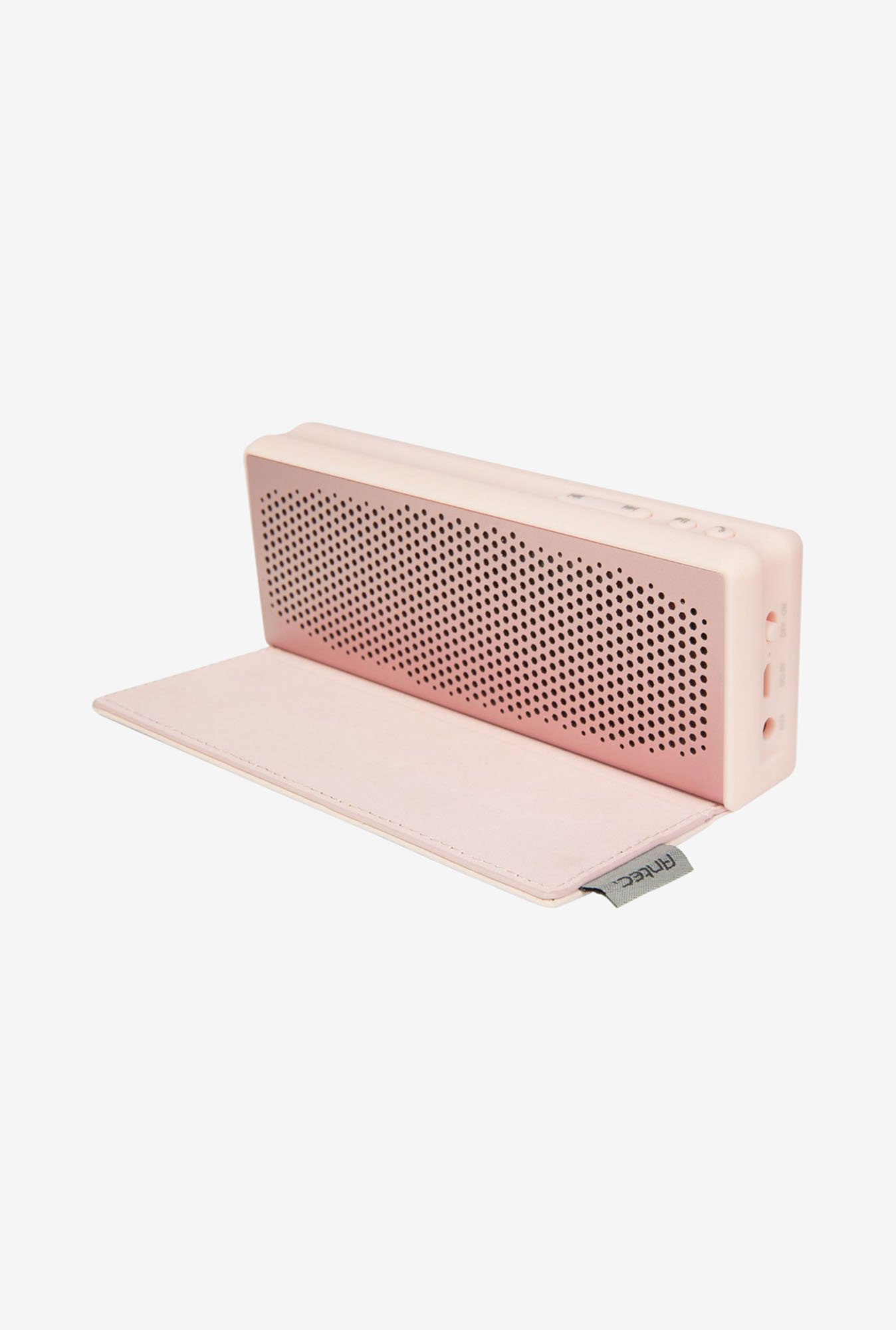 Antec Note Portable Bluetooth Stereo Speaker (Pink)