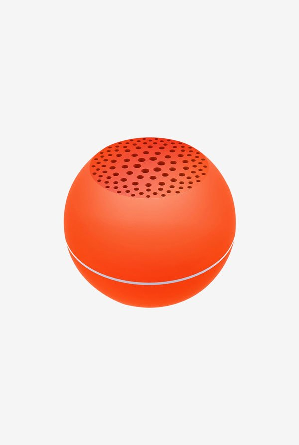 Polaroid Universal Bluetooth Wireless Mini Speaker (Orange)