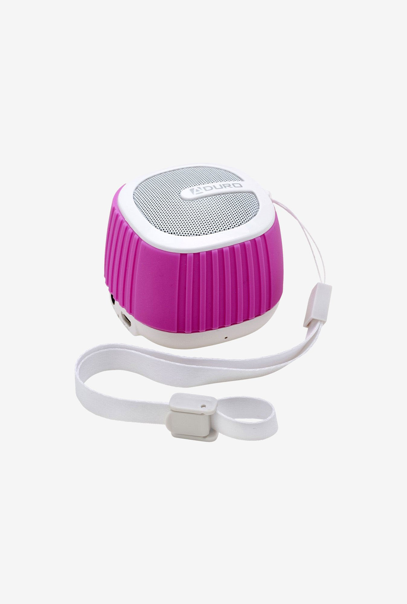 Aduro VST-BSP08 Bluetooth Speaker (Pink& White)