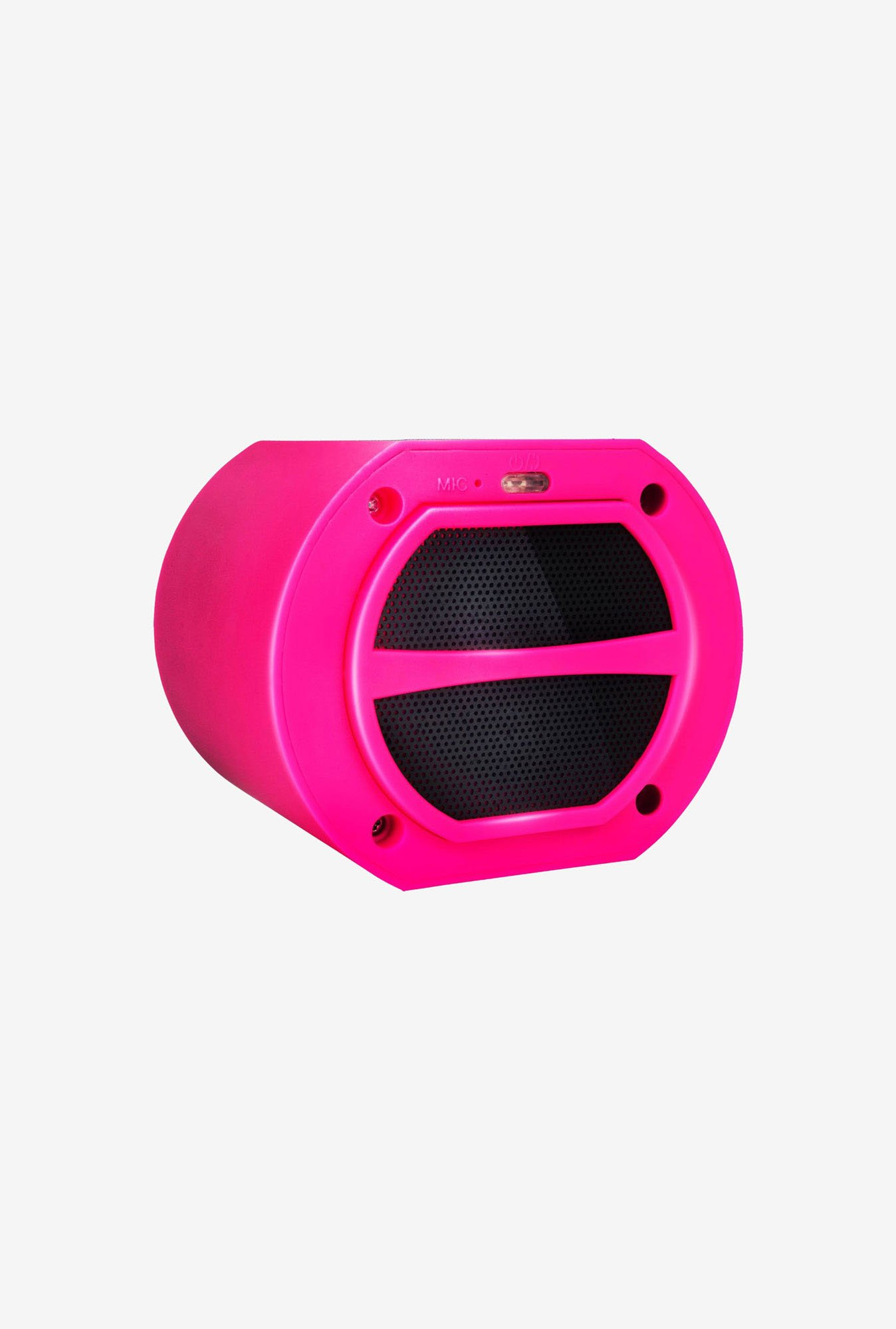 Coby CSBT-308-PNK Portable Mini Bluetooth Speaker (Pink)