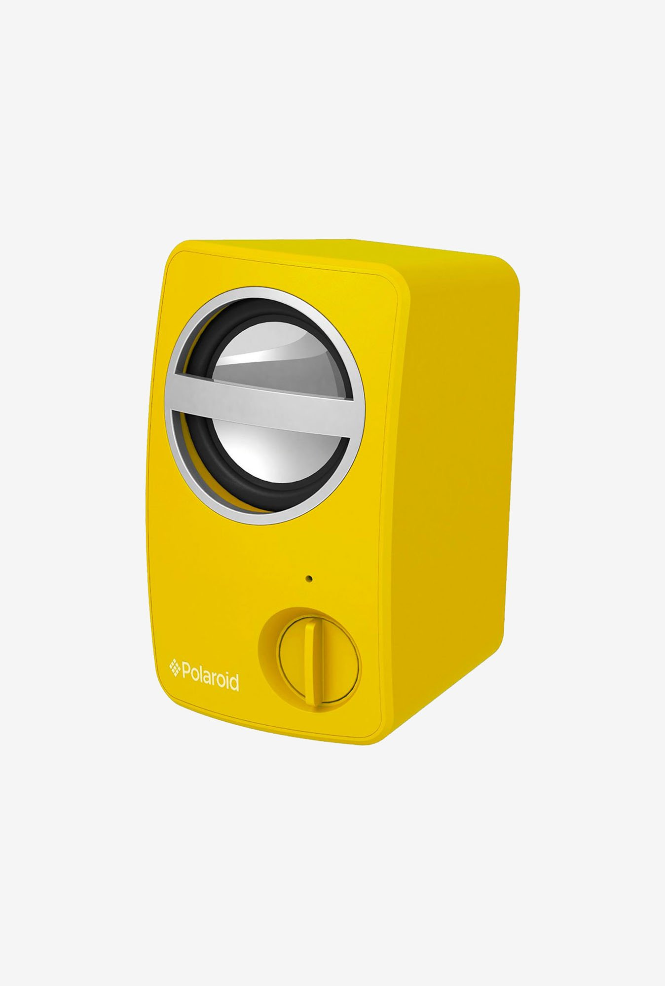 Polaroid PBT501YL Universal Bluetooth Mini Speaker (Yellow)