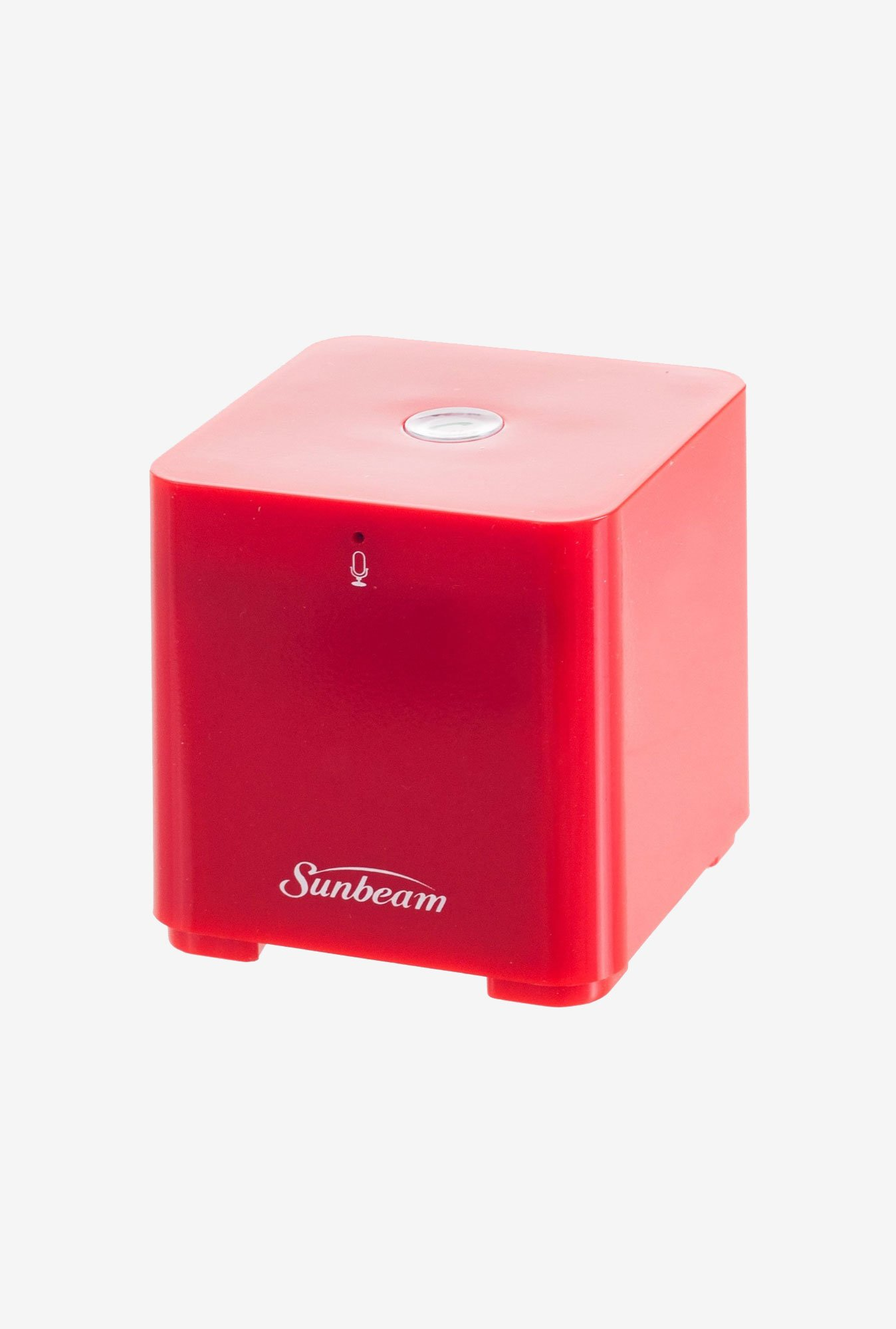 Sunbeam 72-SBCON-RD Bluetooth Conference Speaker (Red)