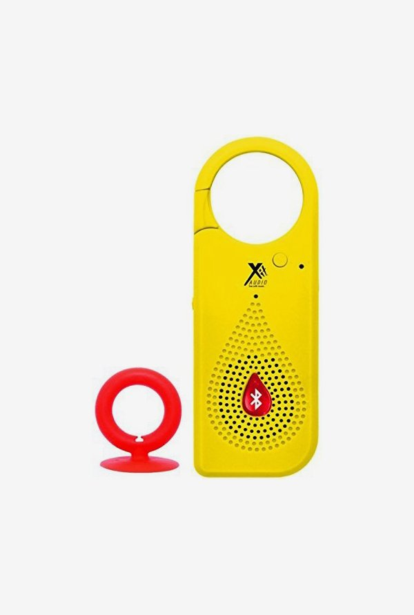 Xit AXTCXNY Bluetooth Clip X Speaker (Neon Yellow)