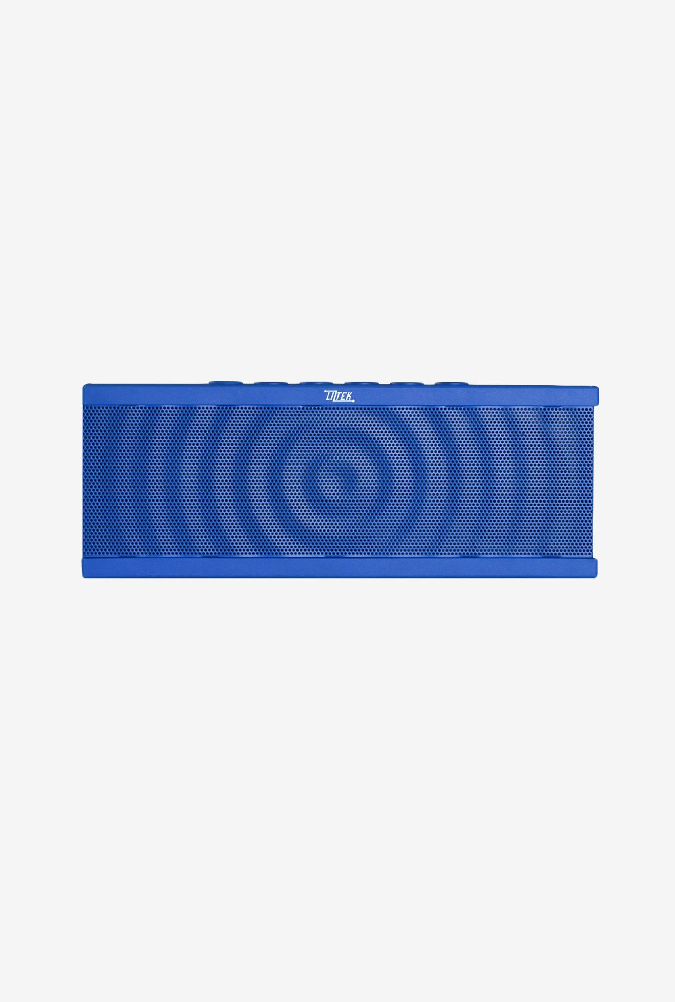 Liztek PSS-100 Portable Wireless Bluetooth Speaker (Blue)