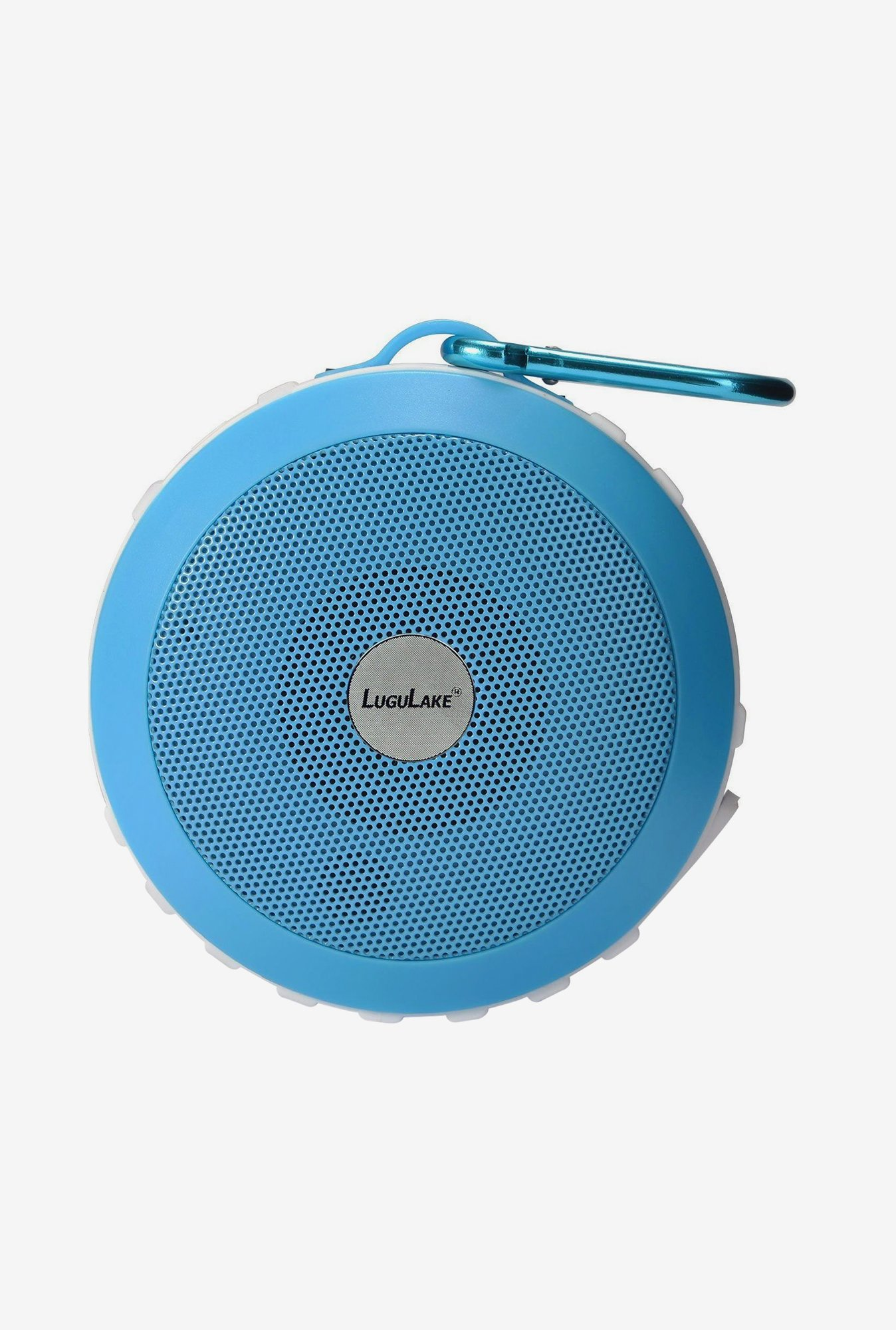 Lugulake BTS14B Shockproof UFO Bluetooth Speaker (Blue)