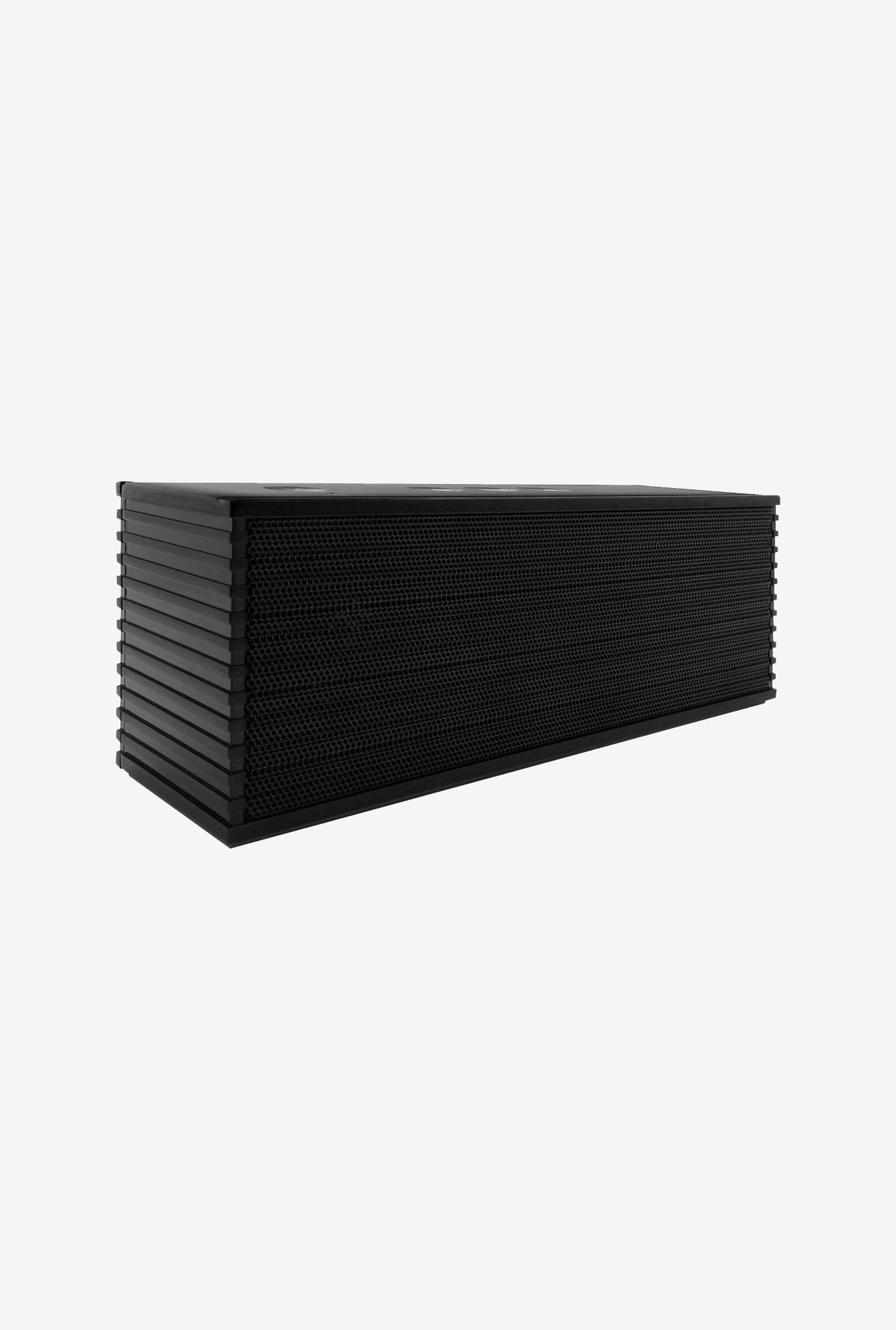 Hype Stereo Block Bluetooth Speaker (Black)
