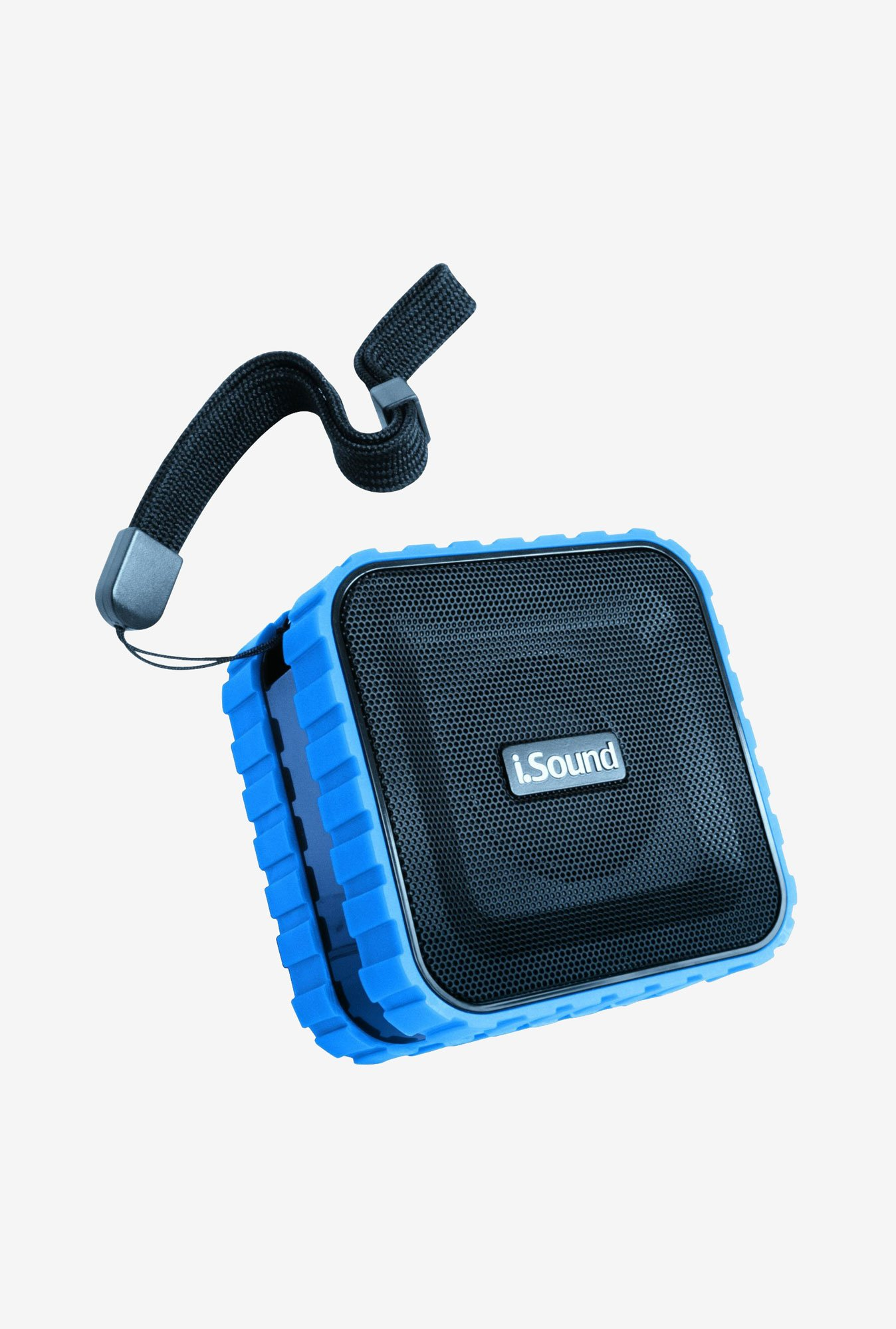 Isound Durawaves Bluetooth Speaker (Blue)