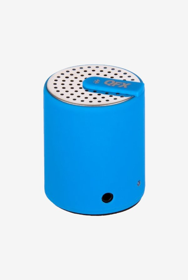 QFX CS27BT Portable Bluetooth Speaker (Blue)