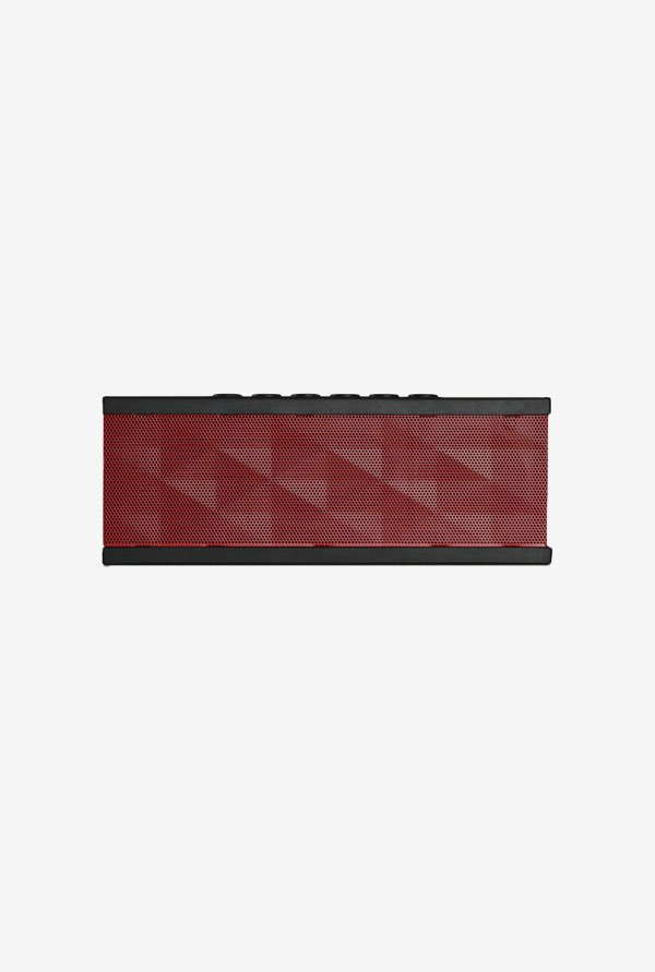 SoundBot SB571 Bluetooth Wireless Speaker (Black & Red)