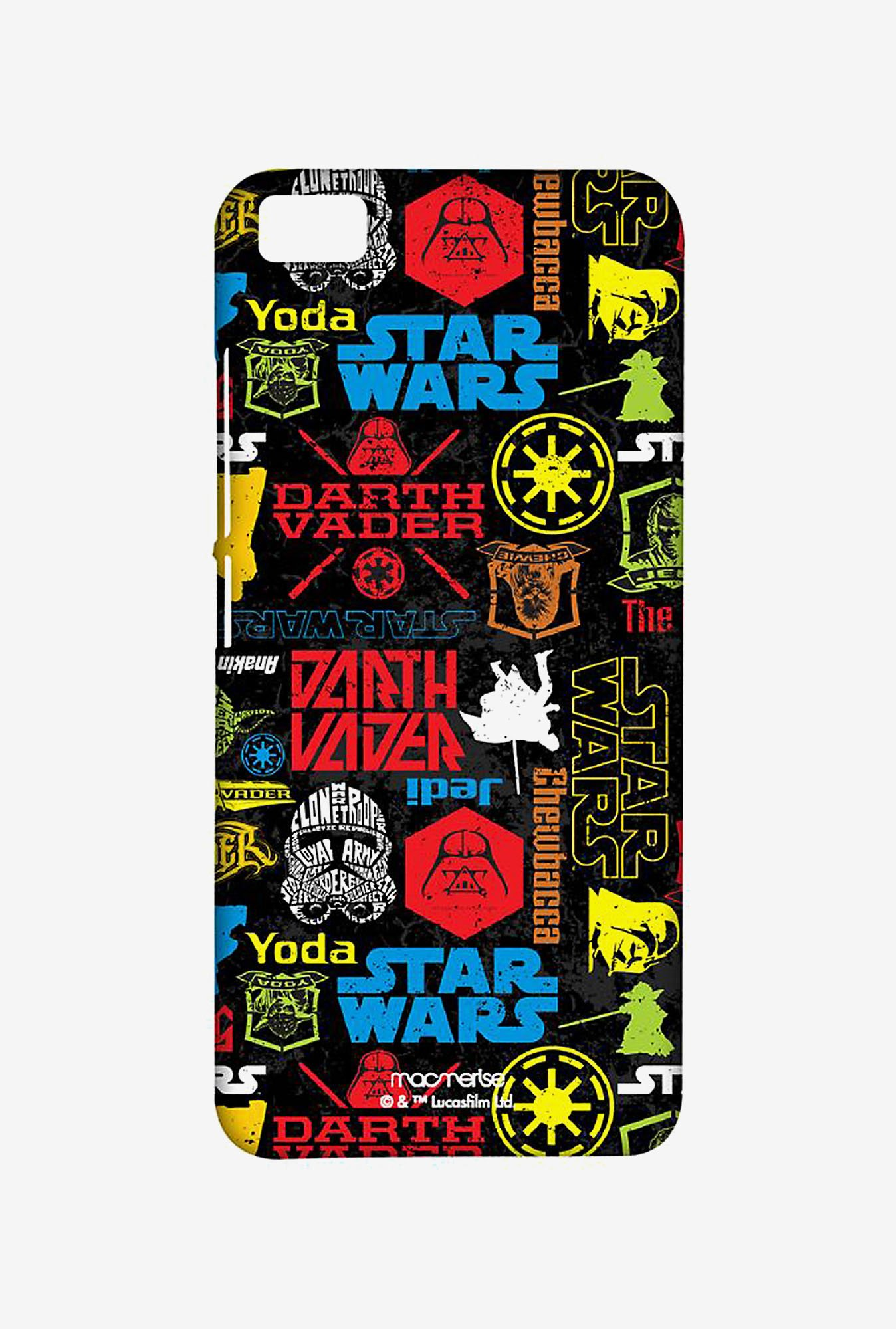 Macmerise XACM5SSW0020 Star wars mashup Sublime Case for Xiaomi Mi5