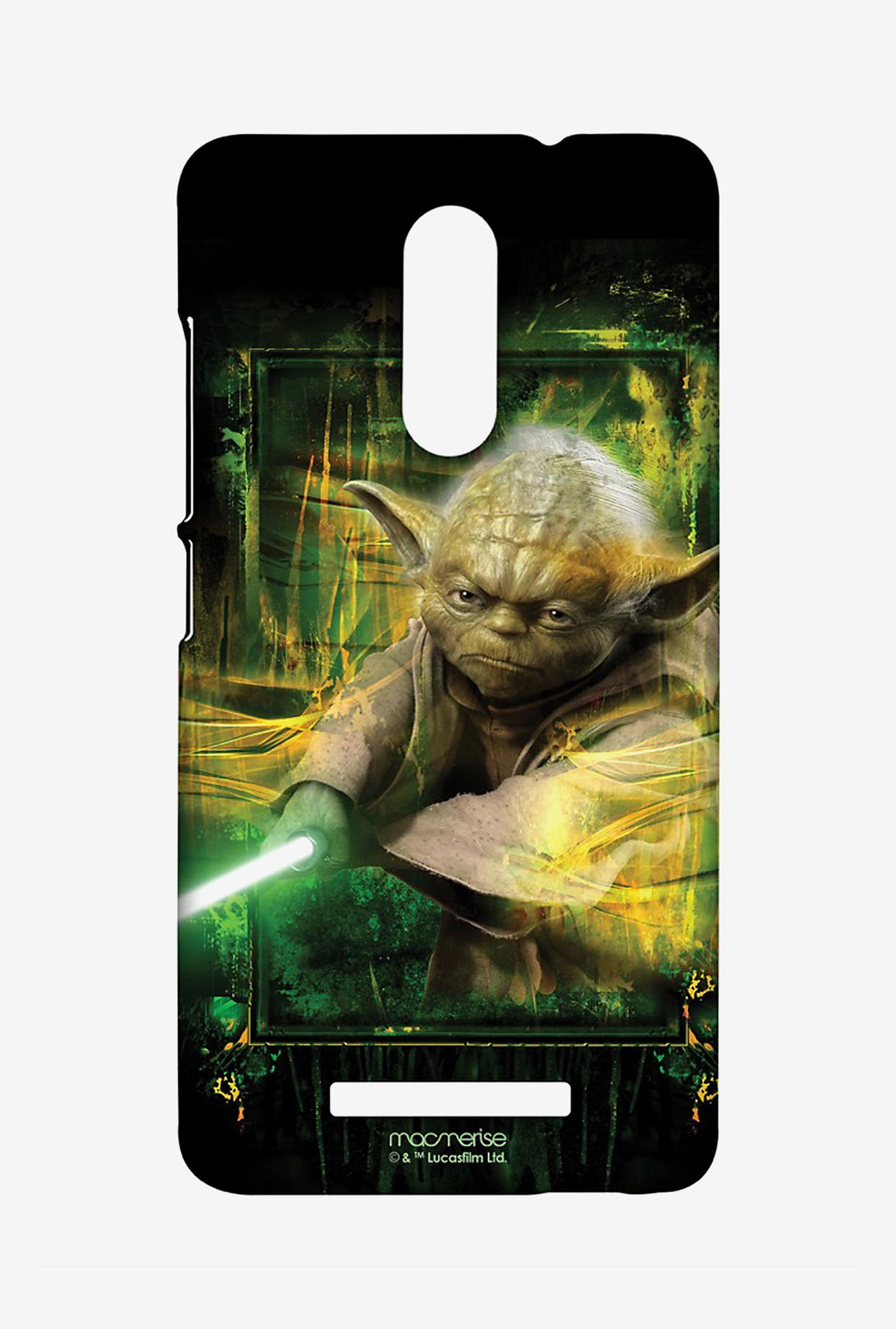 Macmerise XACN3SSW0146 Furious Yoda Sublime Case for Xiaomi Redmi Note 3