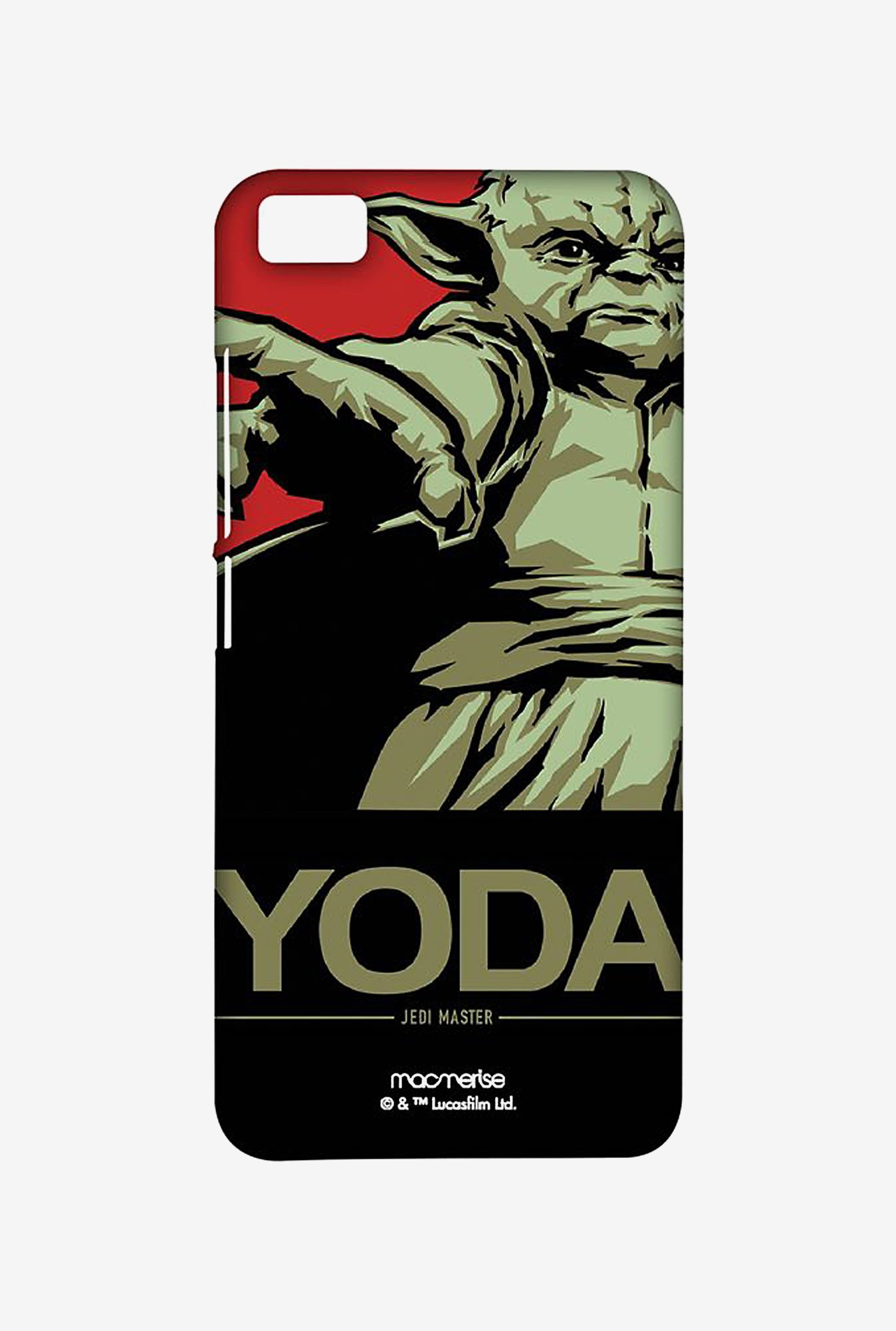 Macmerise XACM5SSW0050 The Jedi Master Sublime Case for Xiaomi Mi5