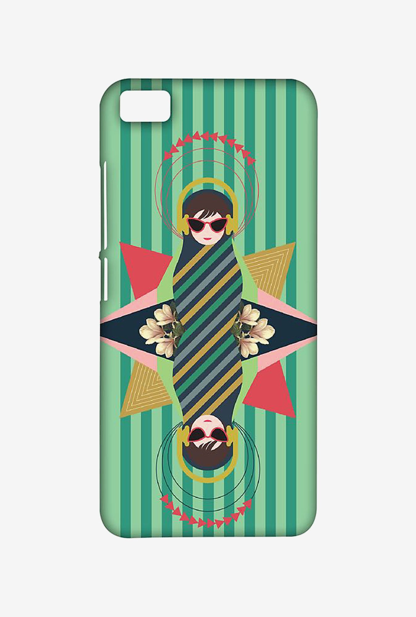 Macmerise XACM5STD0014 Lady Jazz Sublime Case for Xiaomi Mi5