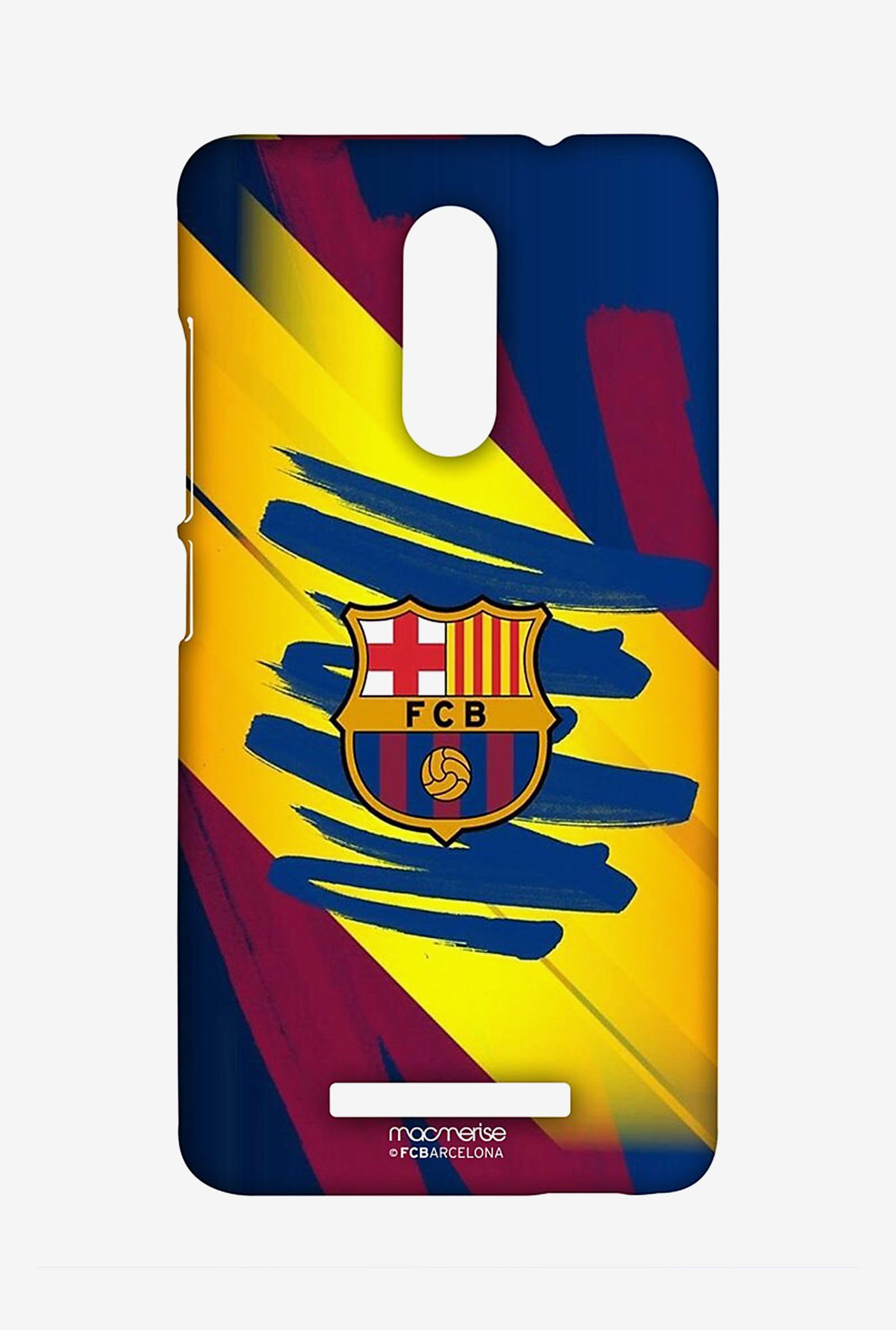 Macmerise XACN3SBA0092 FCB Colour Strokes Sublime Case for Xiaomi Redmi Note 3