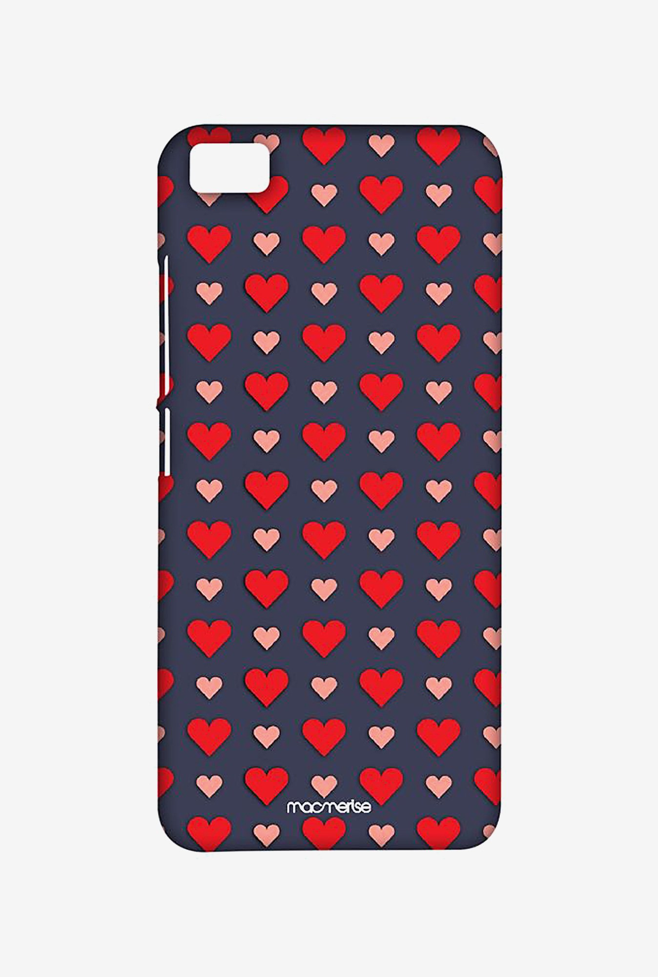 Macmerise XACM5SMI0086 Polka hearts Sublime Case for Xiaomi Mi5