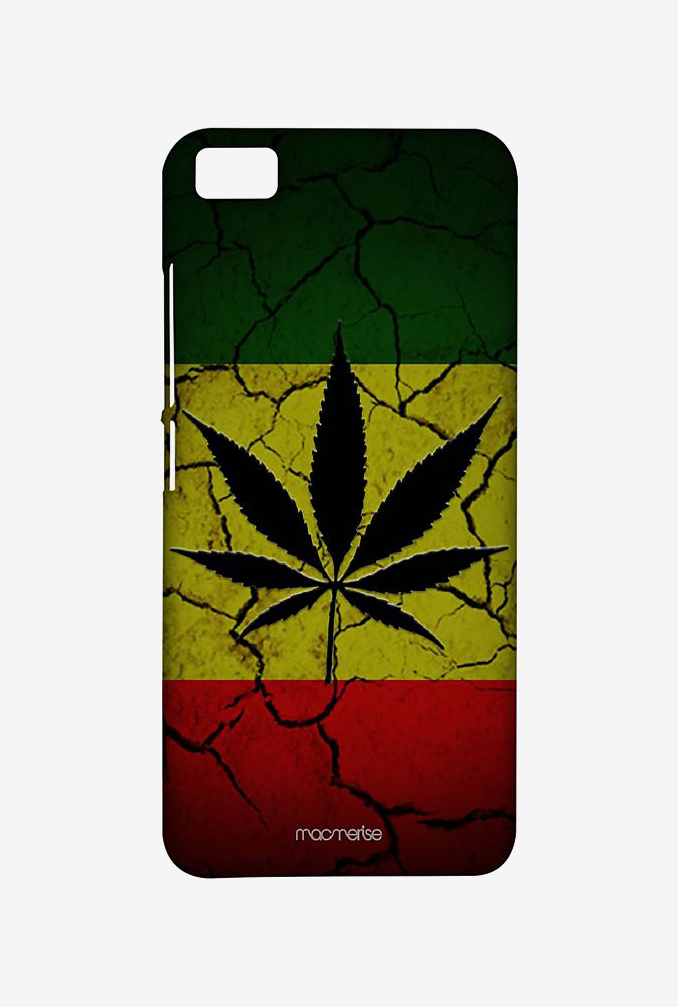 Macmerise XACM5SMI0338 Rastafari Sublime Case for Xiaomi Mi5