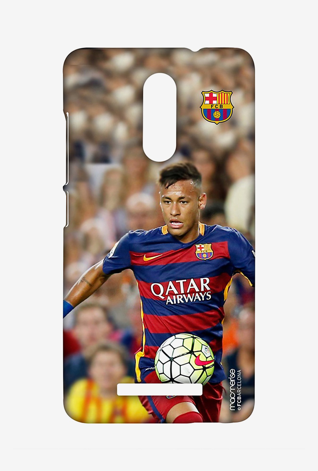 Macmerise XACN3SBA0224 Strike Neymar Sublime Case for Xiaomi Redmi Note 3