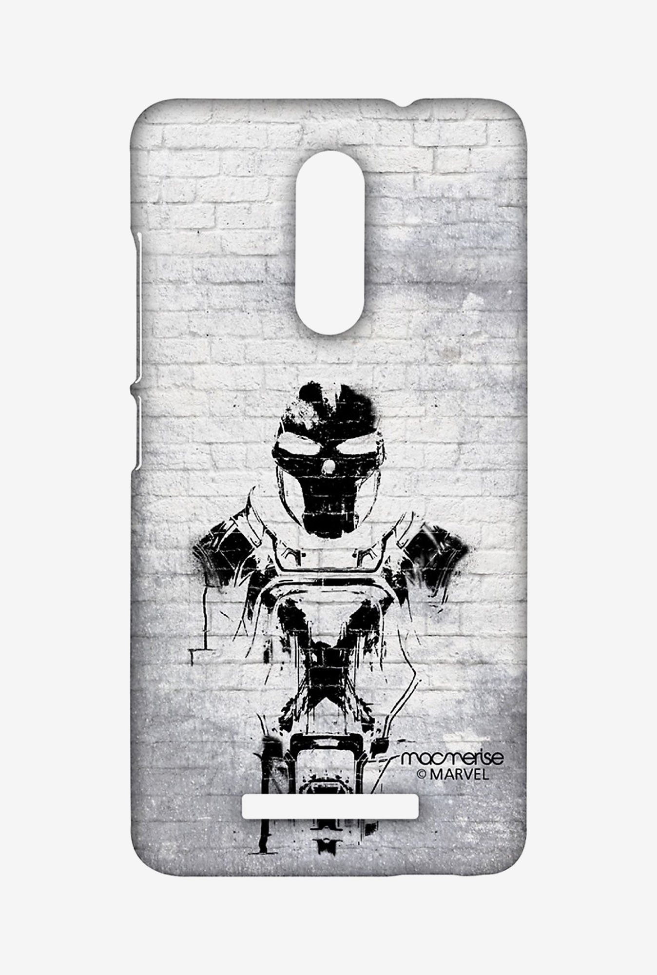 Macmerise XACN3SMM0392 Crossbones Brick Art Sublime Case for Xiaomi Redmi Note 3
