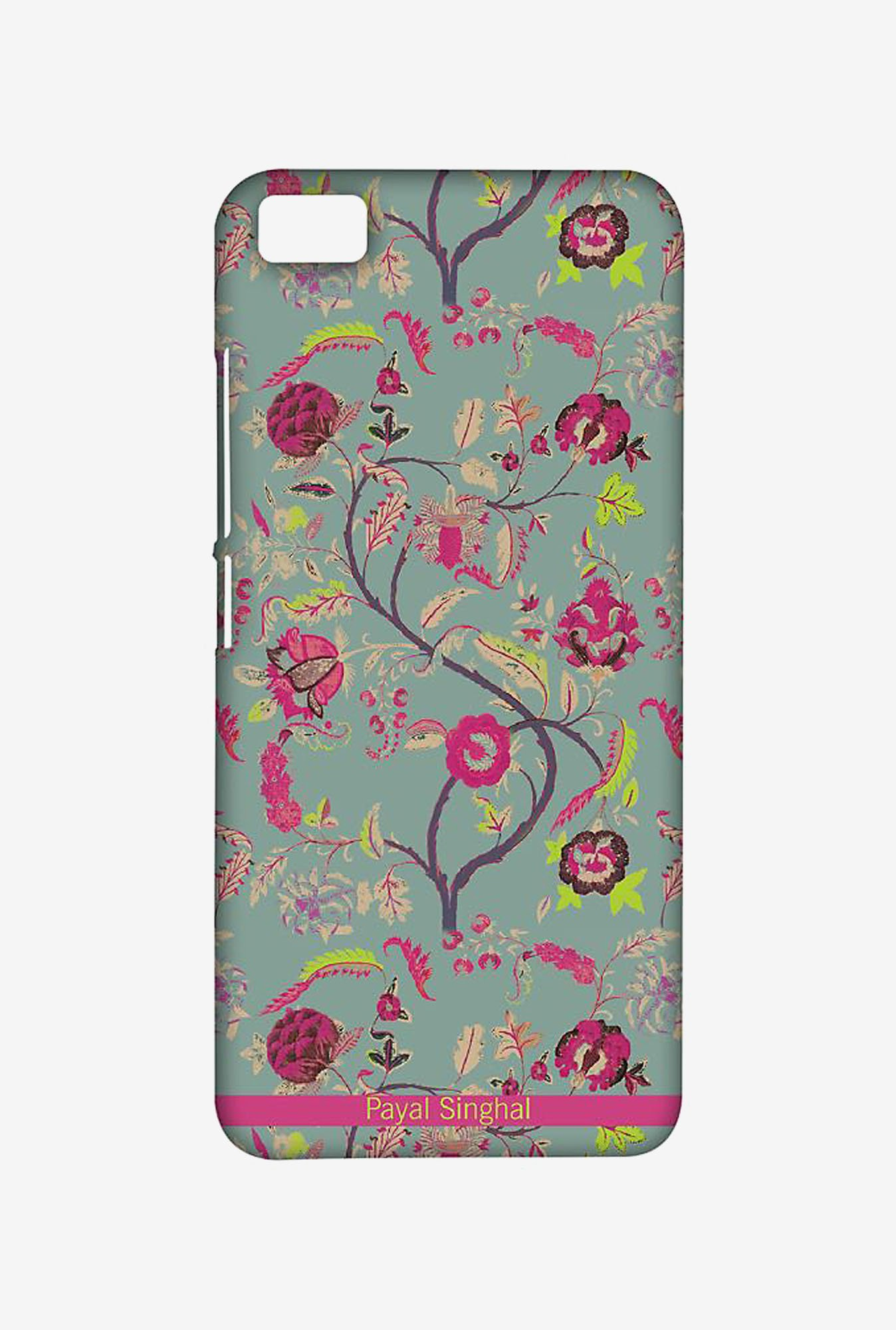 Macmerise XACM5SPS0008 Payal Singhal Chintz Print Sublime Case for Xiaomi Mi5