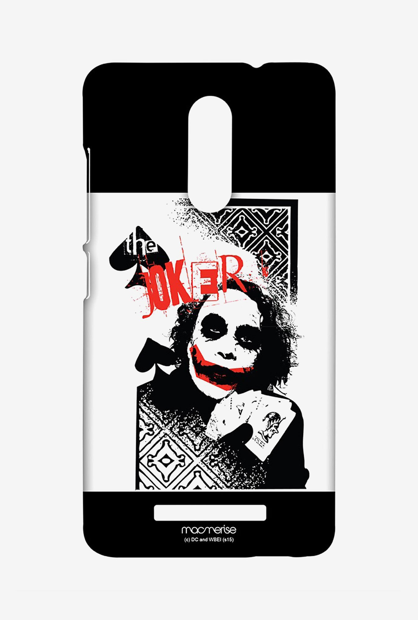 Macmerise XACN3SDK0128 Joker Card Sublime Case for Xiaomi Redmi Note 3