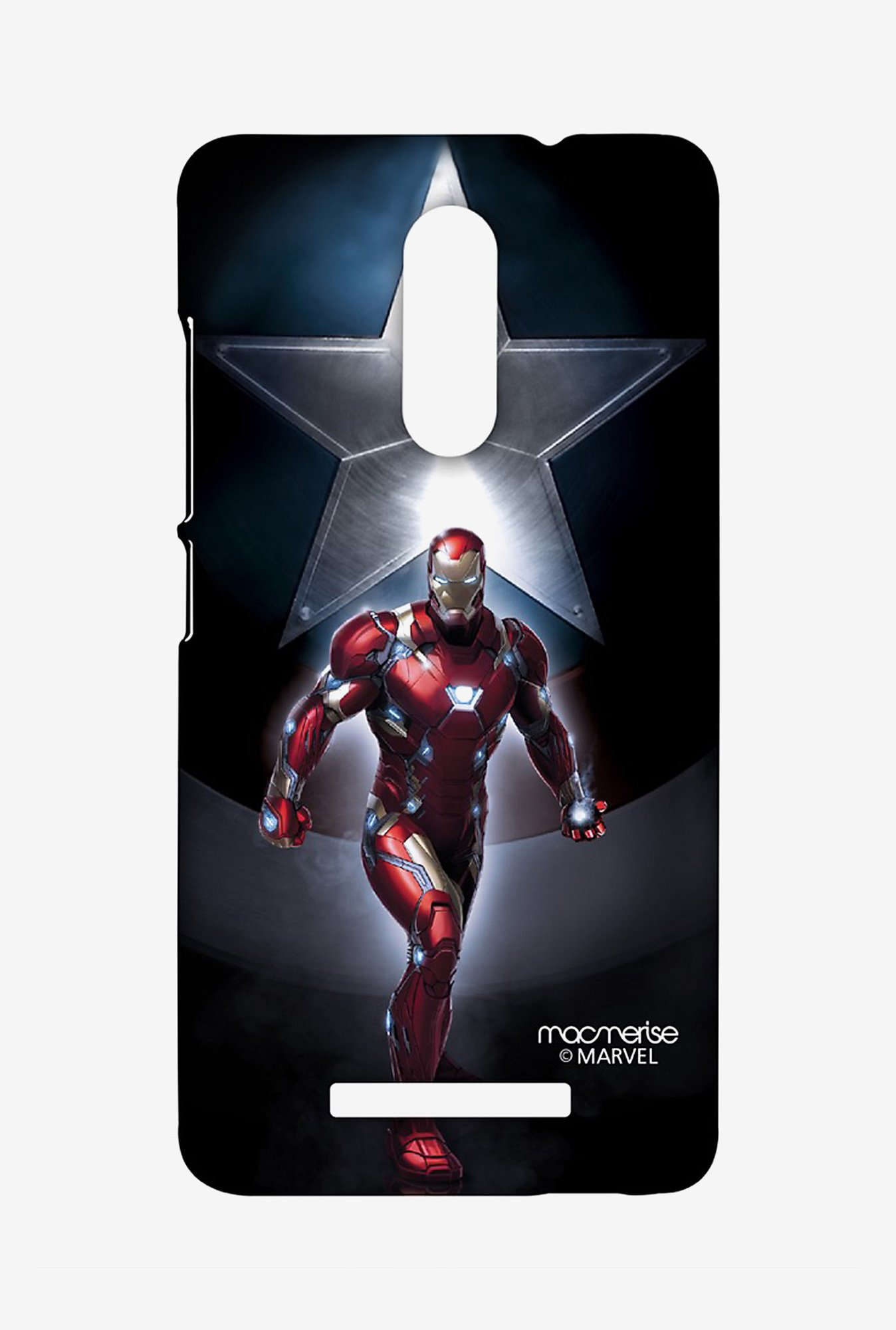 Macmerise XACN3SMM0656 Watchful Ironman Sublime Case for Xiaomi Redmi Note 3