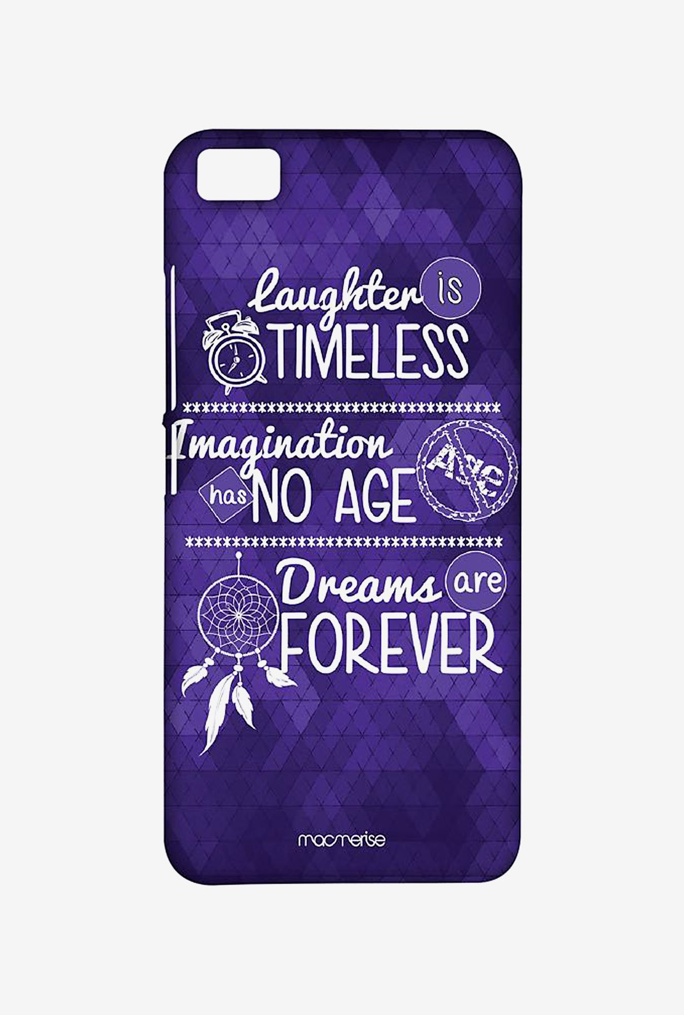 Macmerise XACM5SMI0200 Laughter Imagination Dreams Sublime Case for Xiaomi Mi5