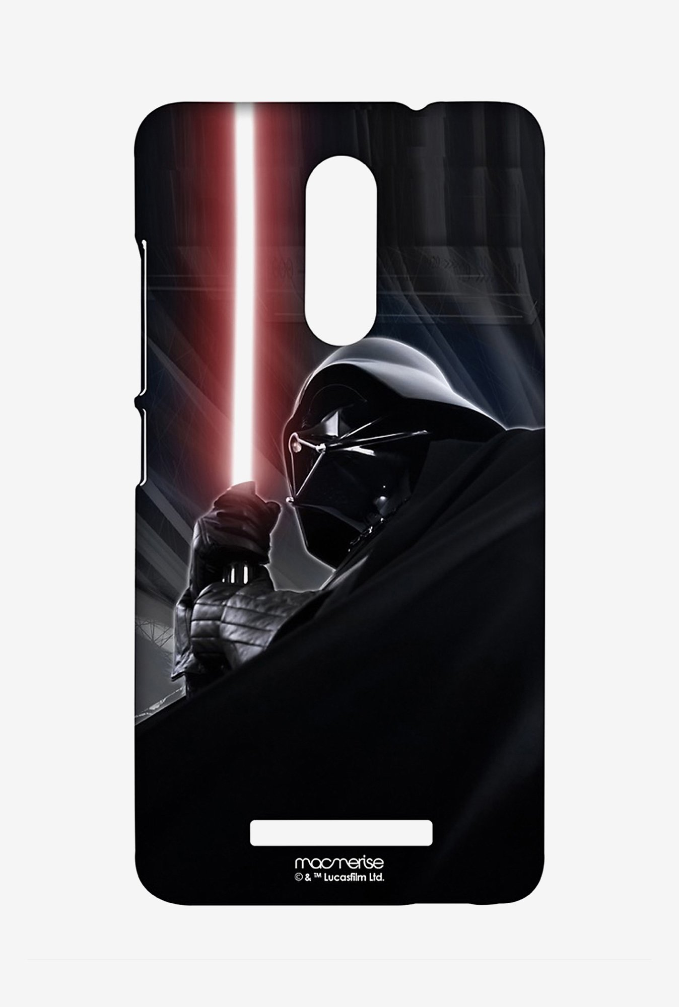 Macmerise XACN3SSW0236 Lord Vader Sublime Case for Xiaomi Redmi Note 3