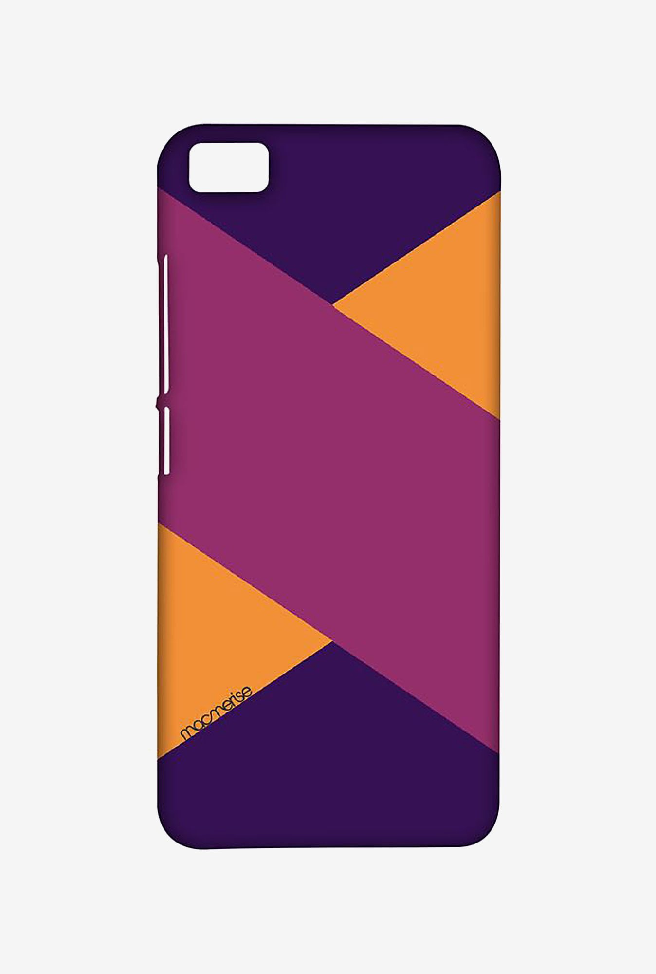 Macmerise XACM5SMI0788 Lavender Stripes Sublime Case for Xiaomi Mi5