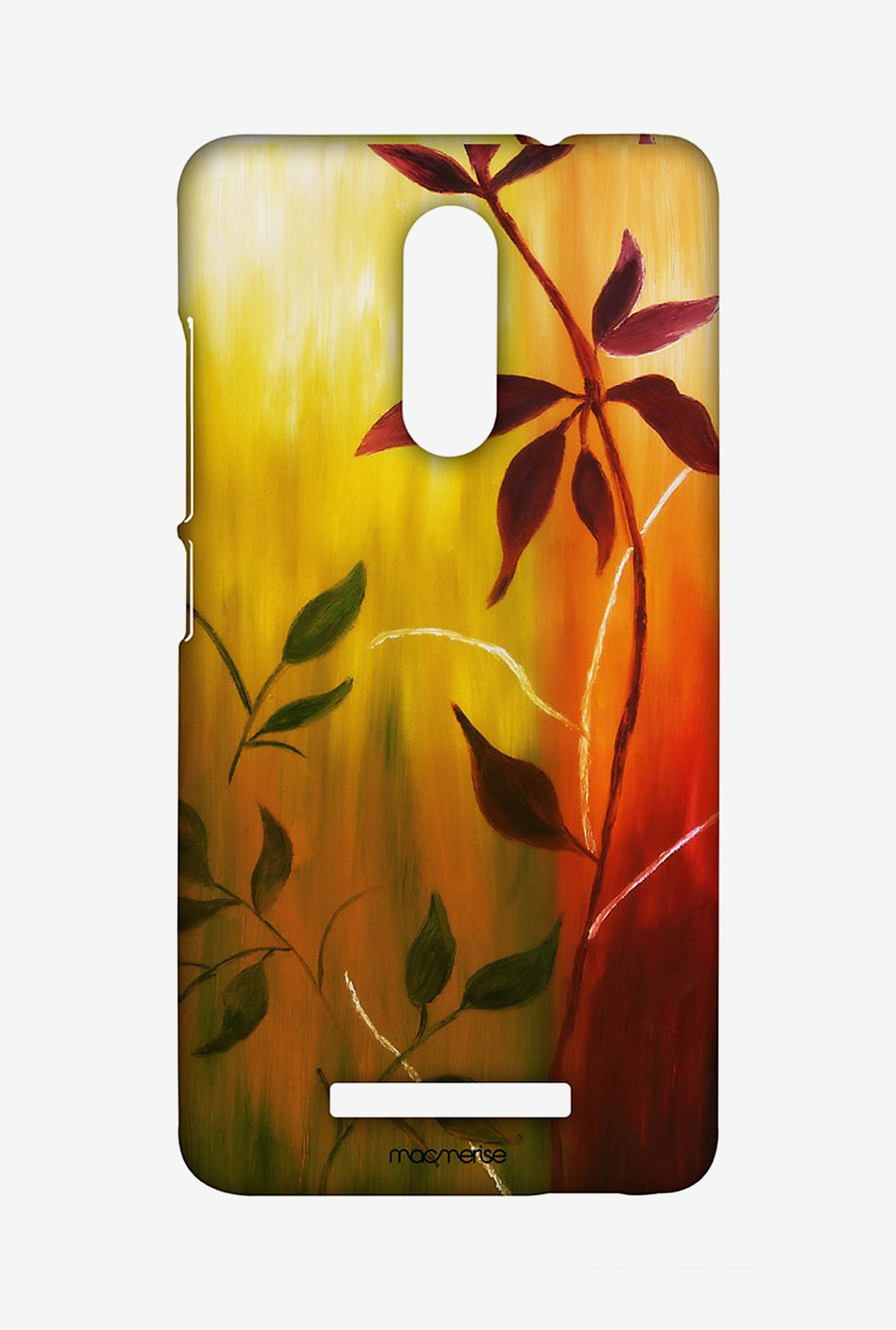 Macmerise XACN3SMI0794 Leaf Art Sublime Case for Xiaomi Redmi Note 3