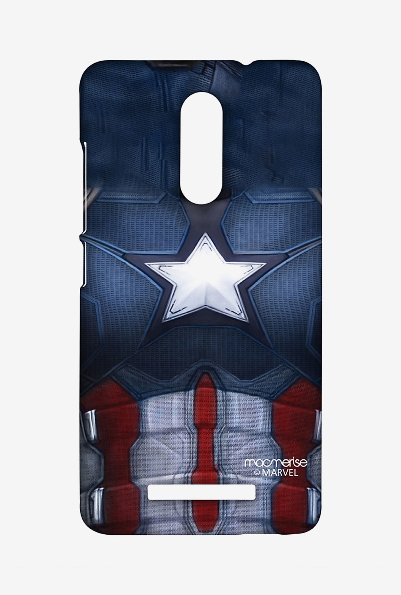 Macmerise XACN3SMM0512 Suit up Captain Sublime Case for Xiaomi Redmi Note 3