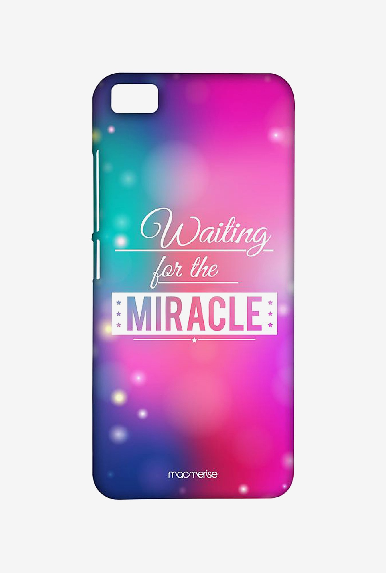 Macmerise XACM5SMI0938 Waiting for the Miracle Sublime Case for Xiaomi Mi5