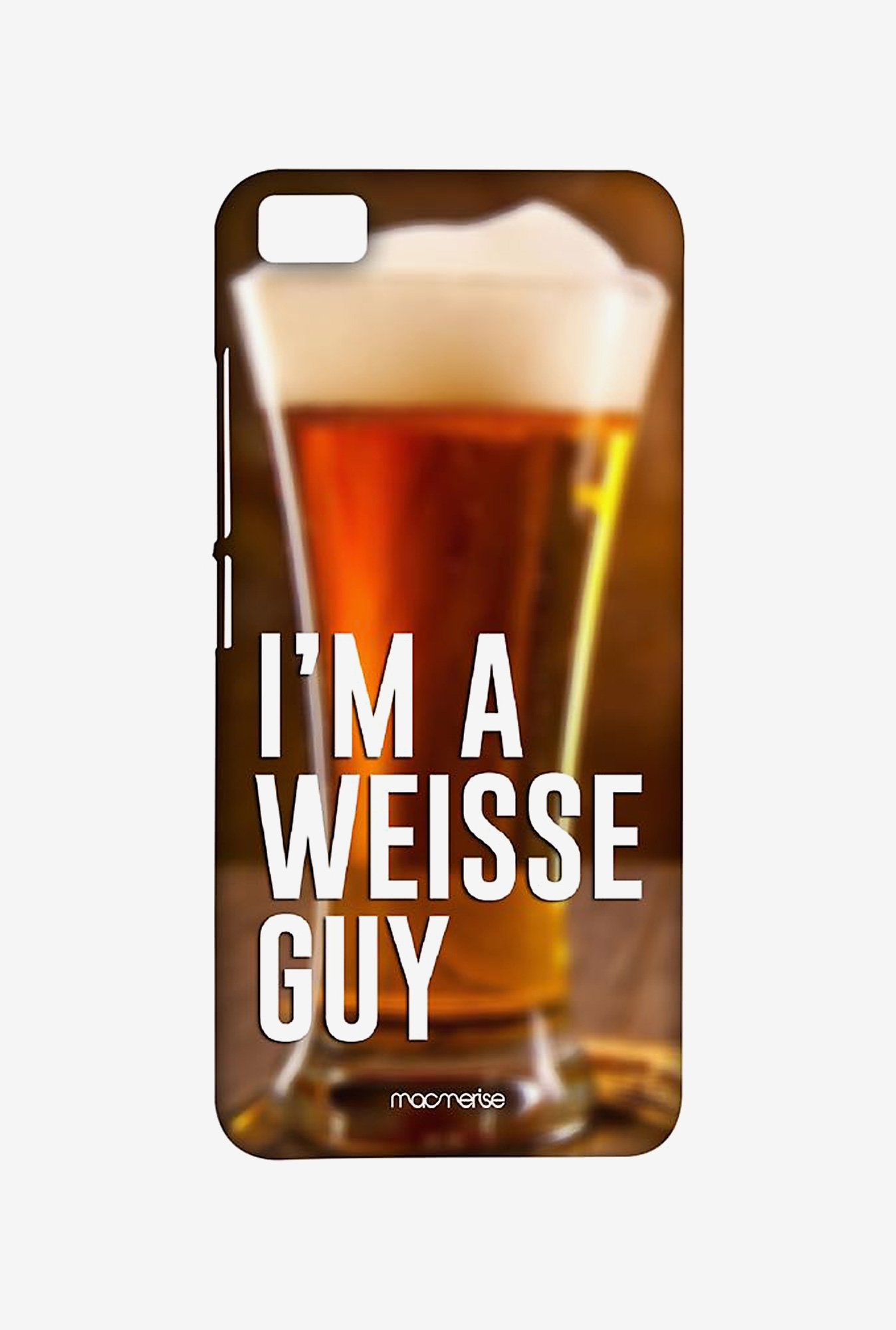 Macmerise XACM5SMI0944 Weisse Guy Sublime Case for Xiaomi Mi5