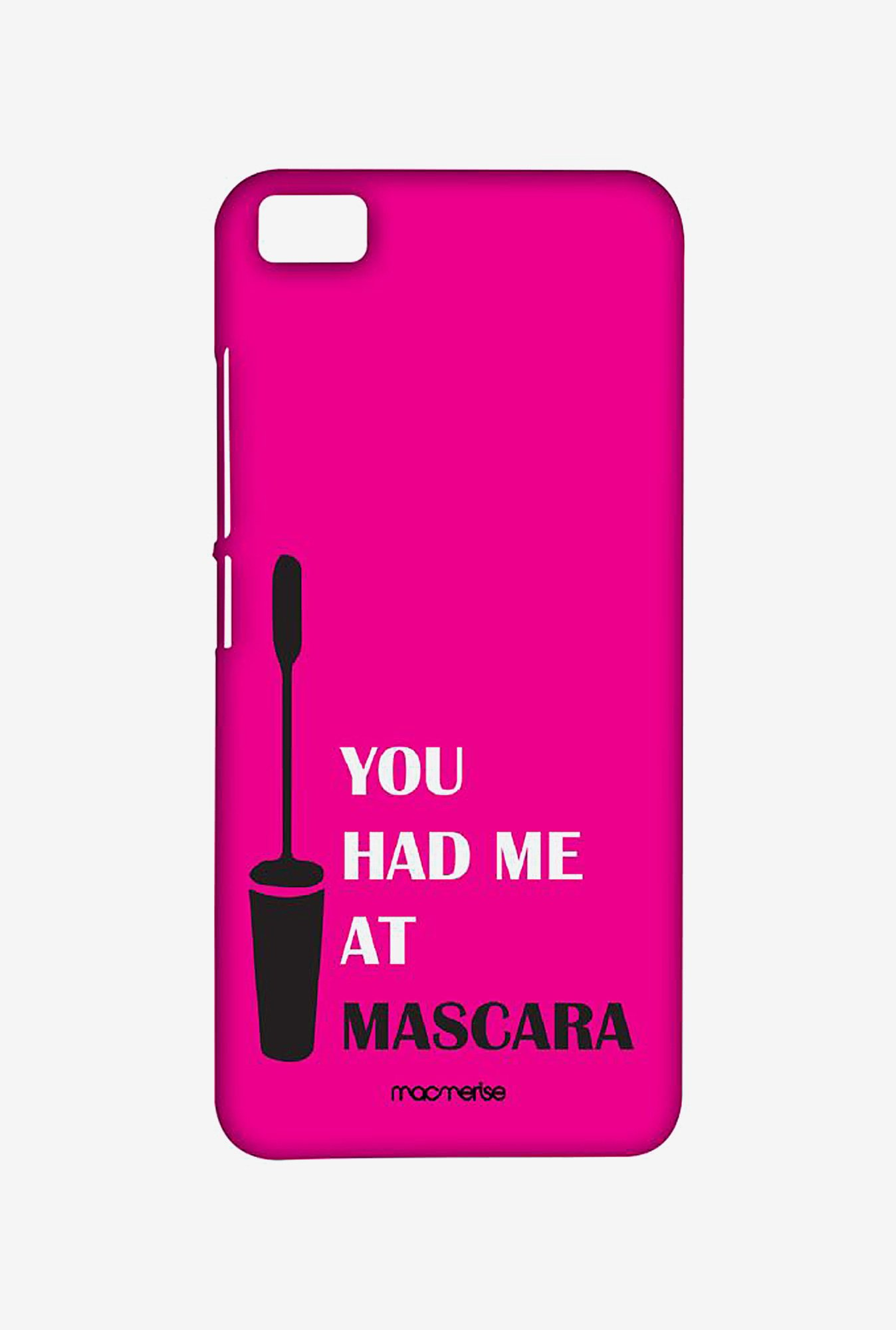 Macmerise XACM5SMI0110 You had me at Mascara Sublime Case for Xiaomi Mi5